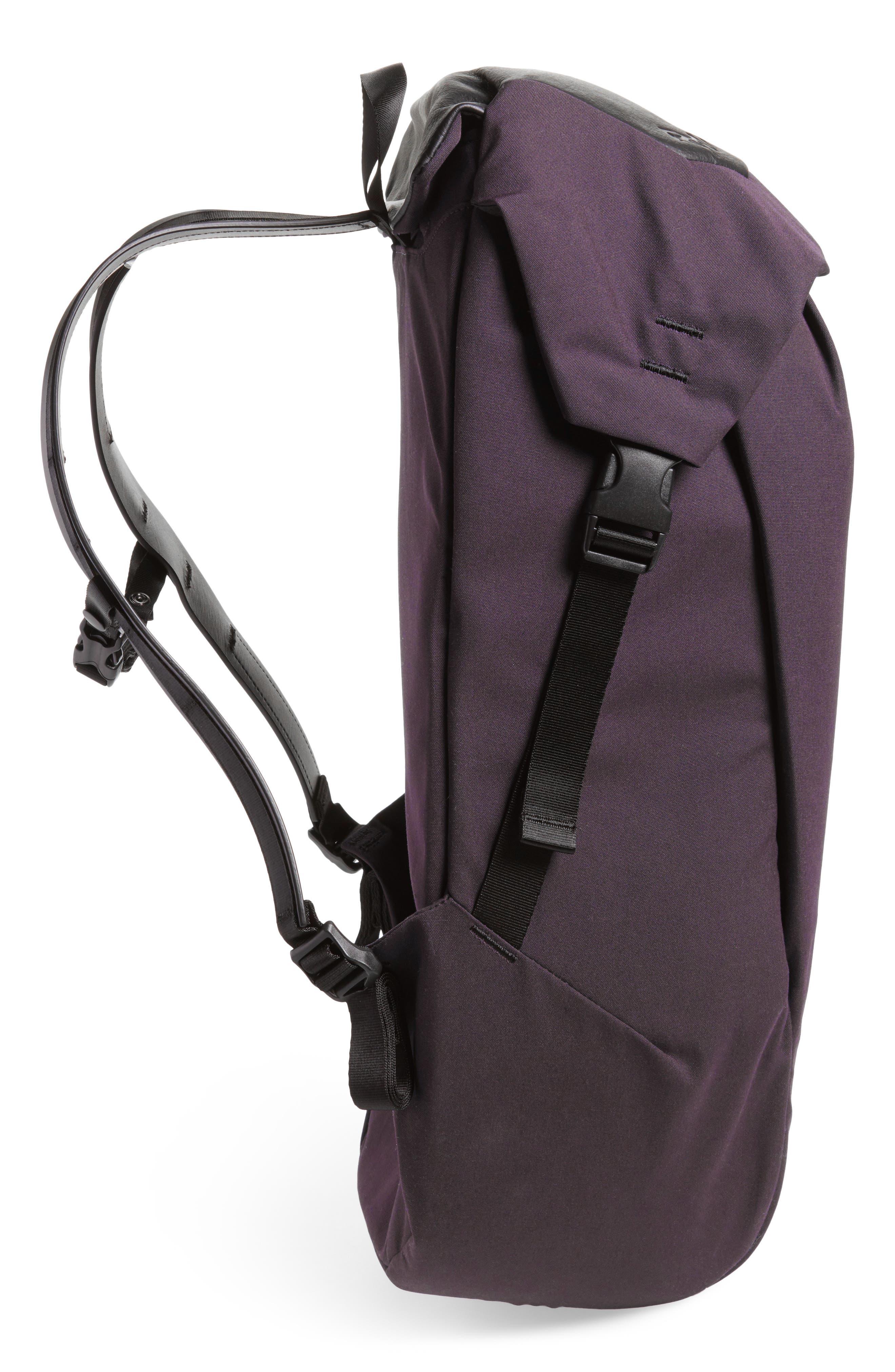 Locker Pack Lux Backpack,                             Alternate thumbnail 5, color,                             Port