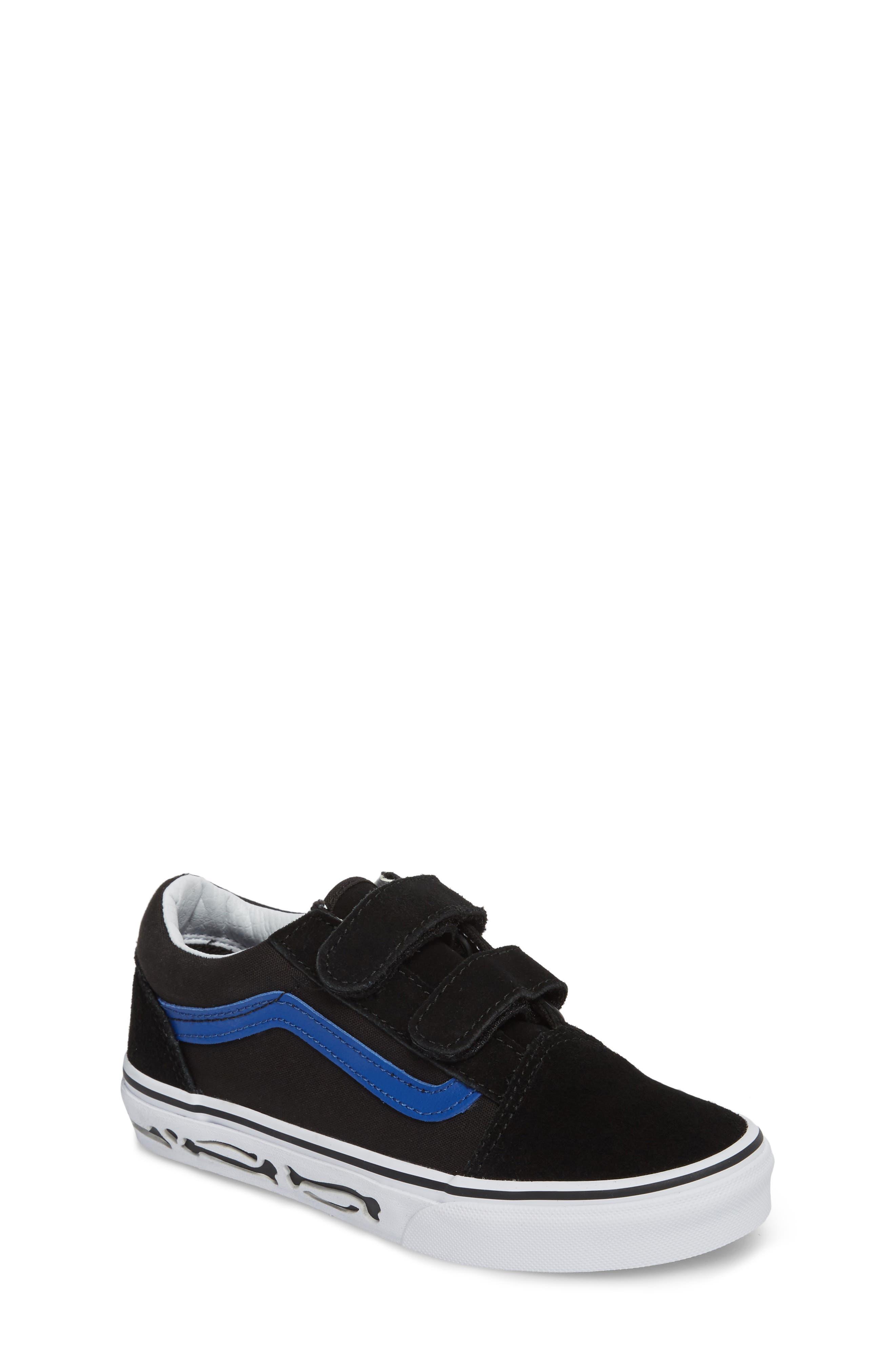 Vans Old Skool V Sneaker (Baby, Walker, Toddler, Little Kid & Big Kid)