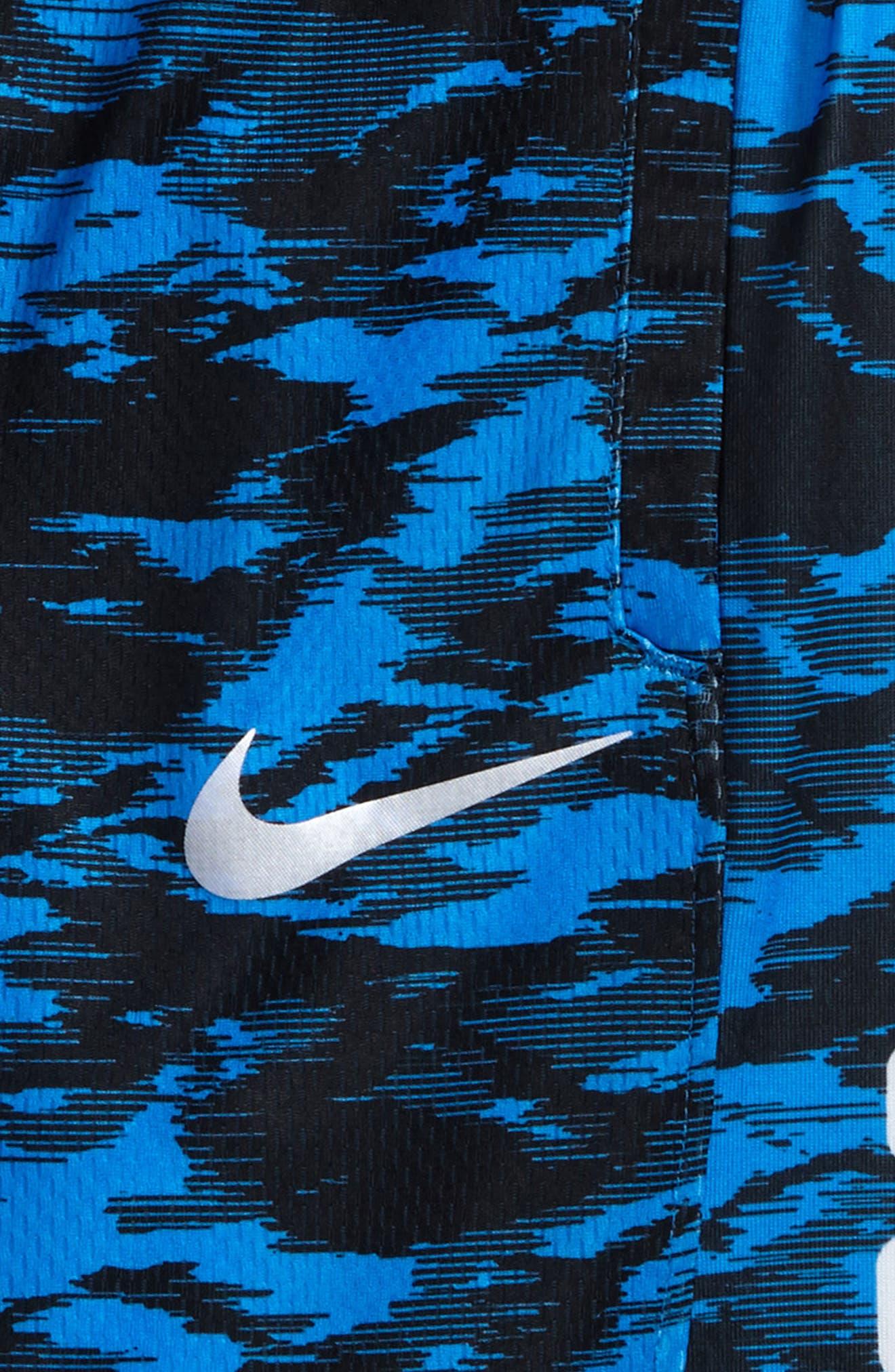 Vent AOP Shorts,                             Alternate thumbnail 2, color,                             Light Photo Blue