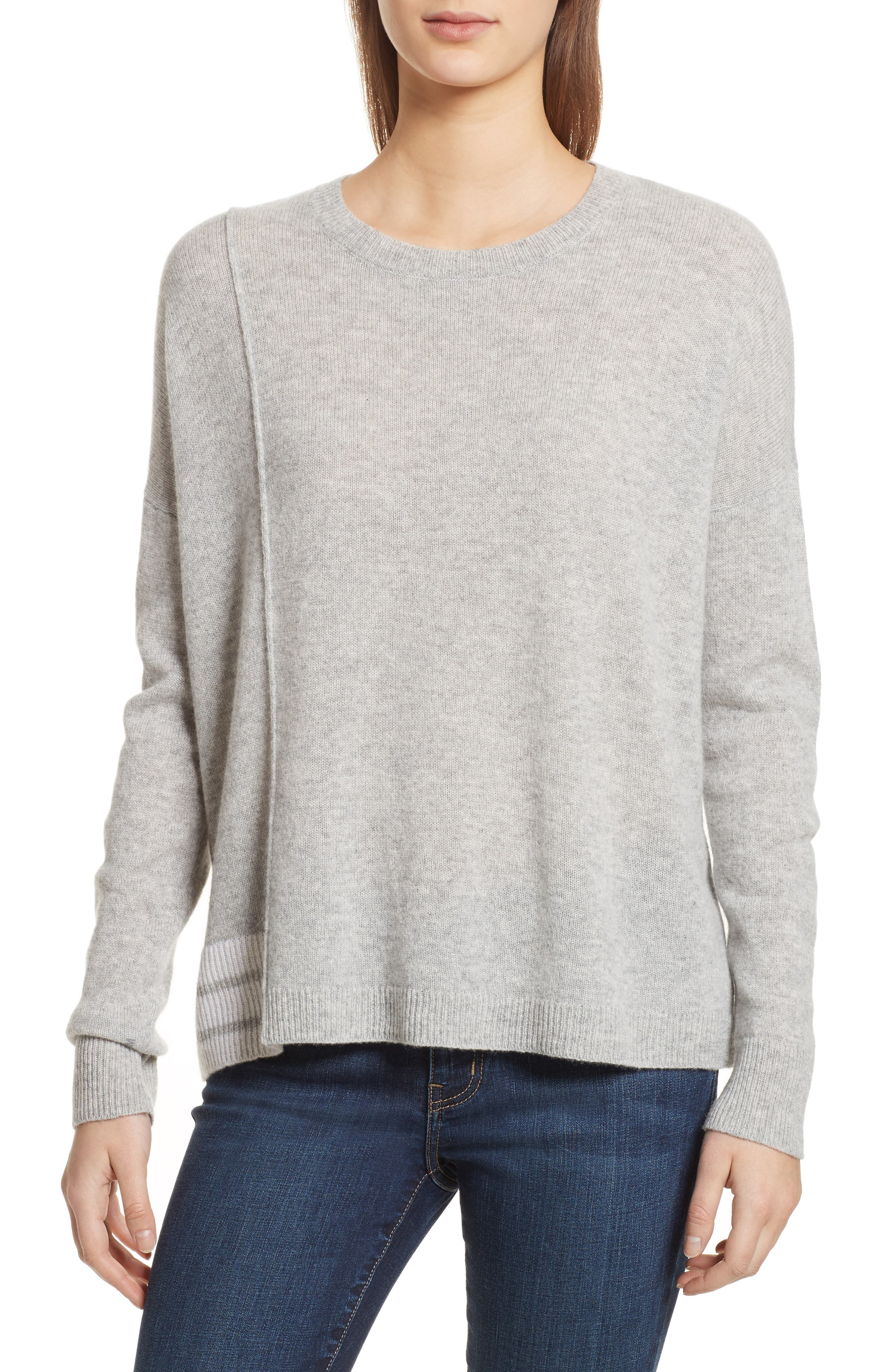 ATM Anthony Thomas Melillo Schoolboy Cashmere Sweater