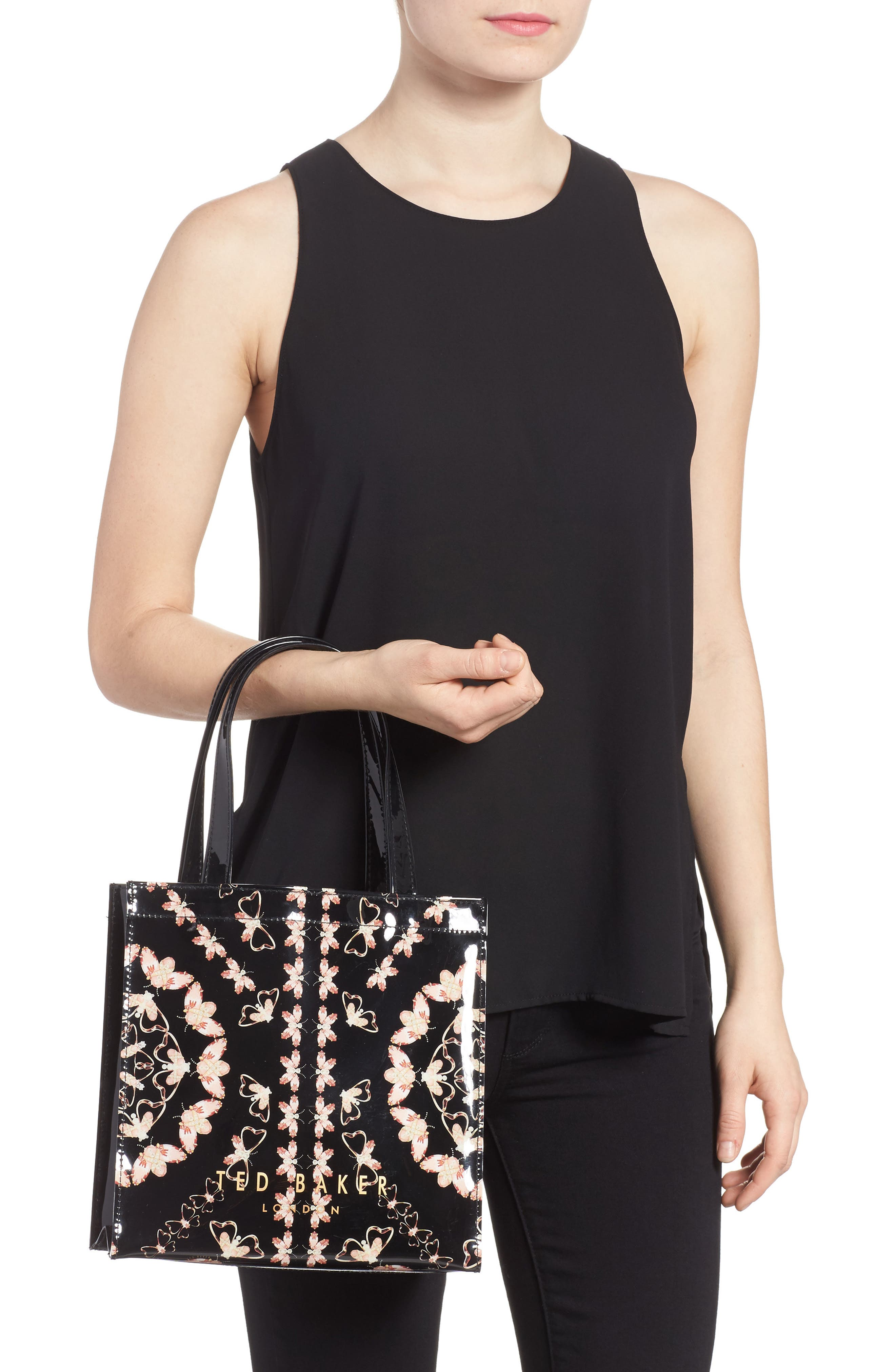Alternate Image 2  - Ted Baker London Anncon Queen Bee Icon Tote