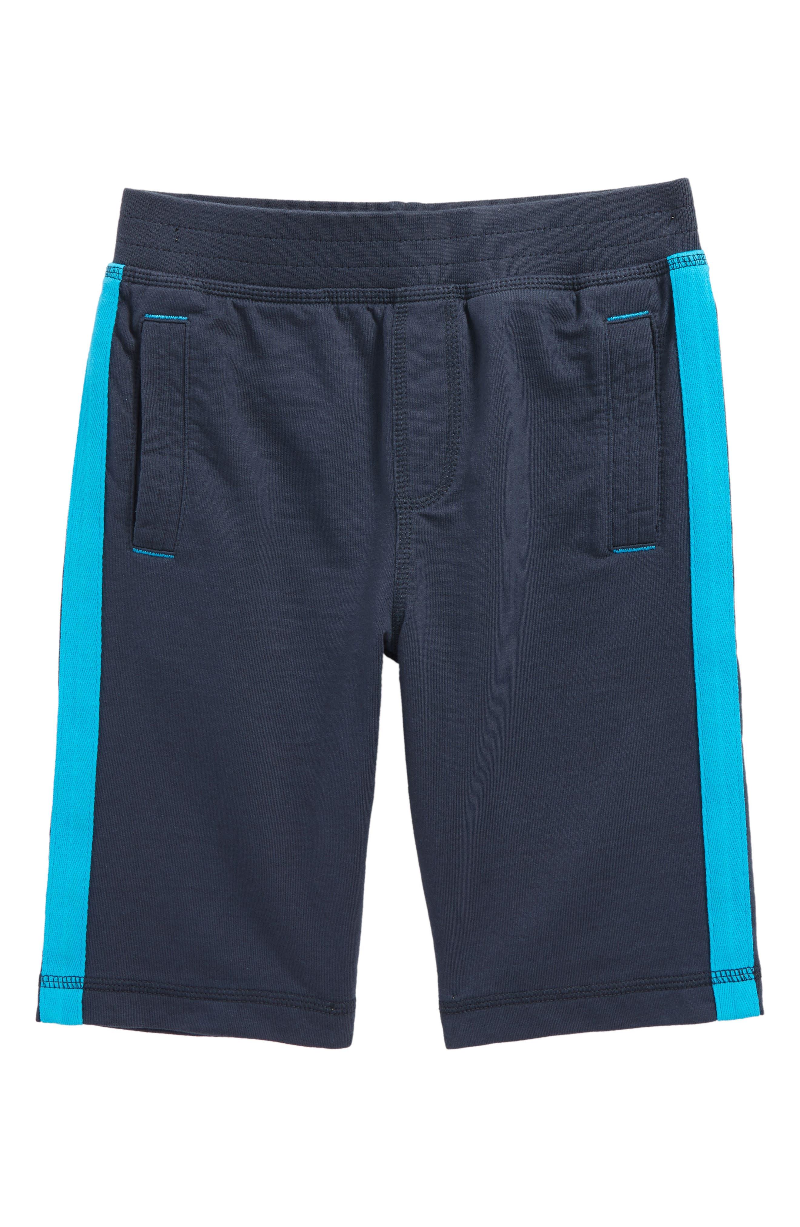 Side Stripe Shorts,                         Main,                         color, Indigo
