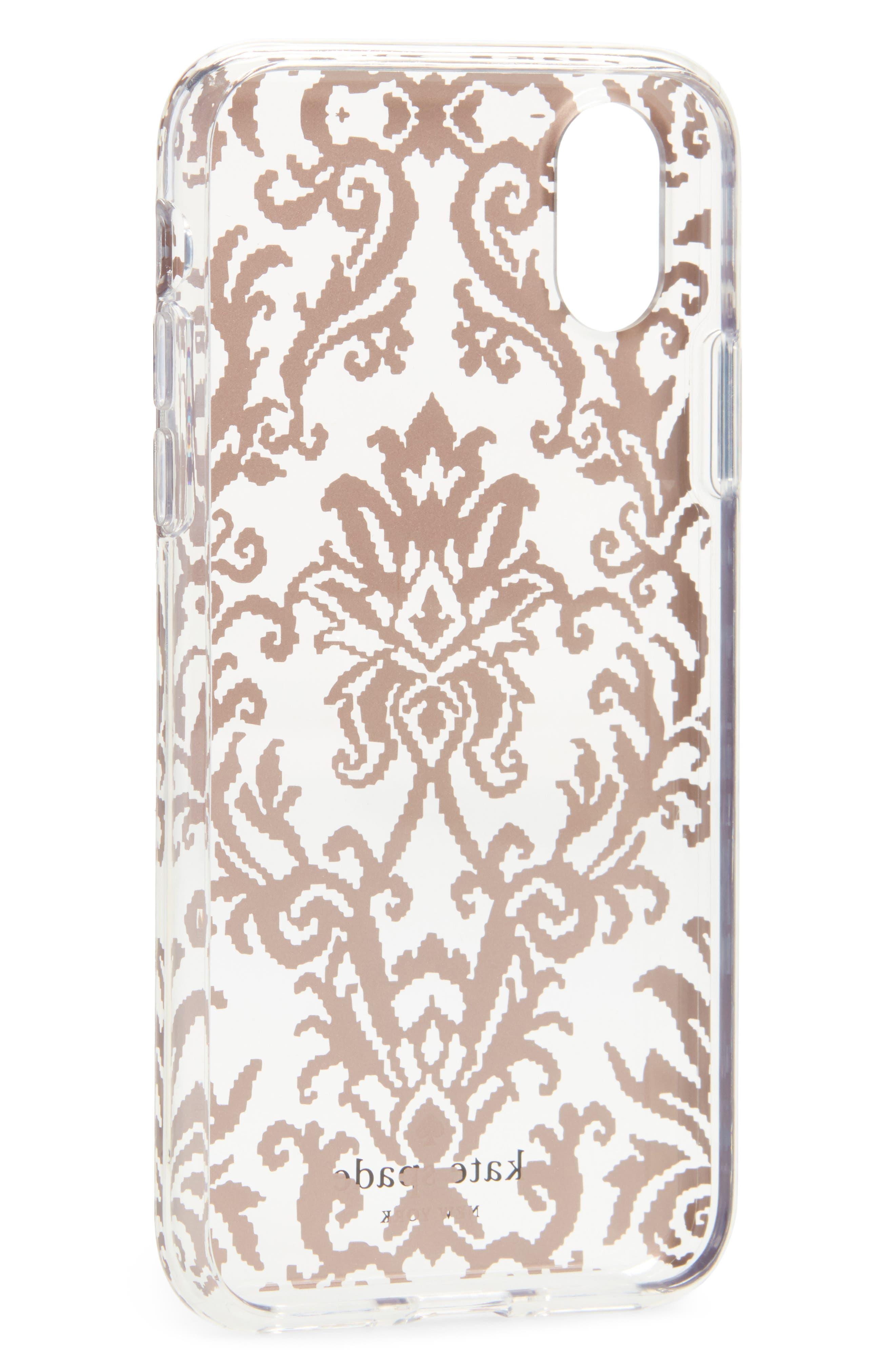 Alternate Image 2  - kate spade new york tapestry iPhone 7/8 & 7/8 Plus case