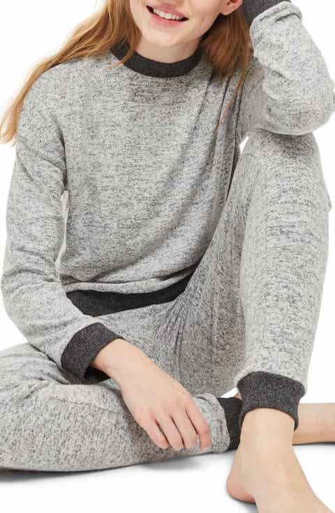 Topshop Soft Sweatshirt