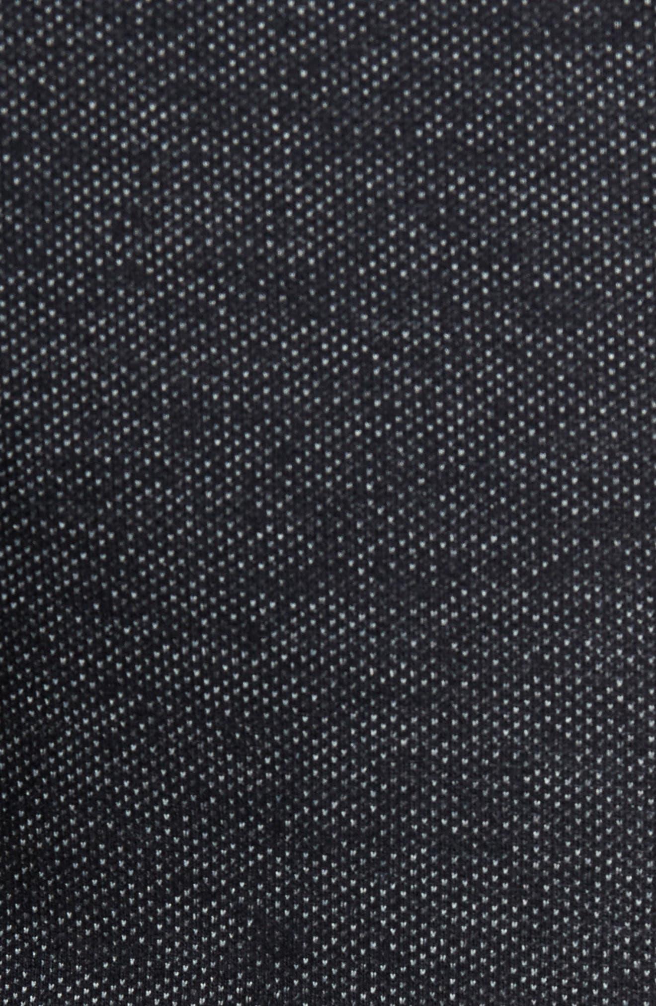 Elek Trim Fit Blazer,                             Alternate thumbnail 5, color,                             Charcoal