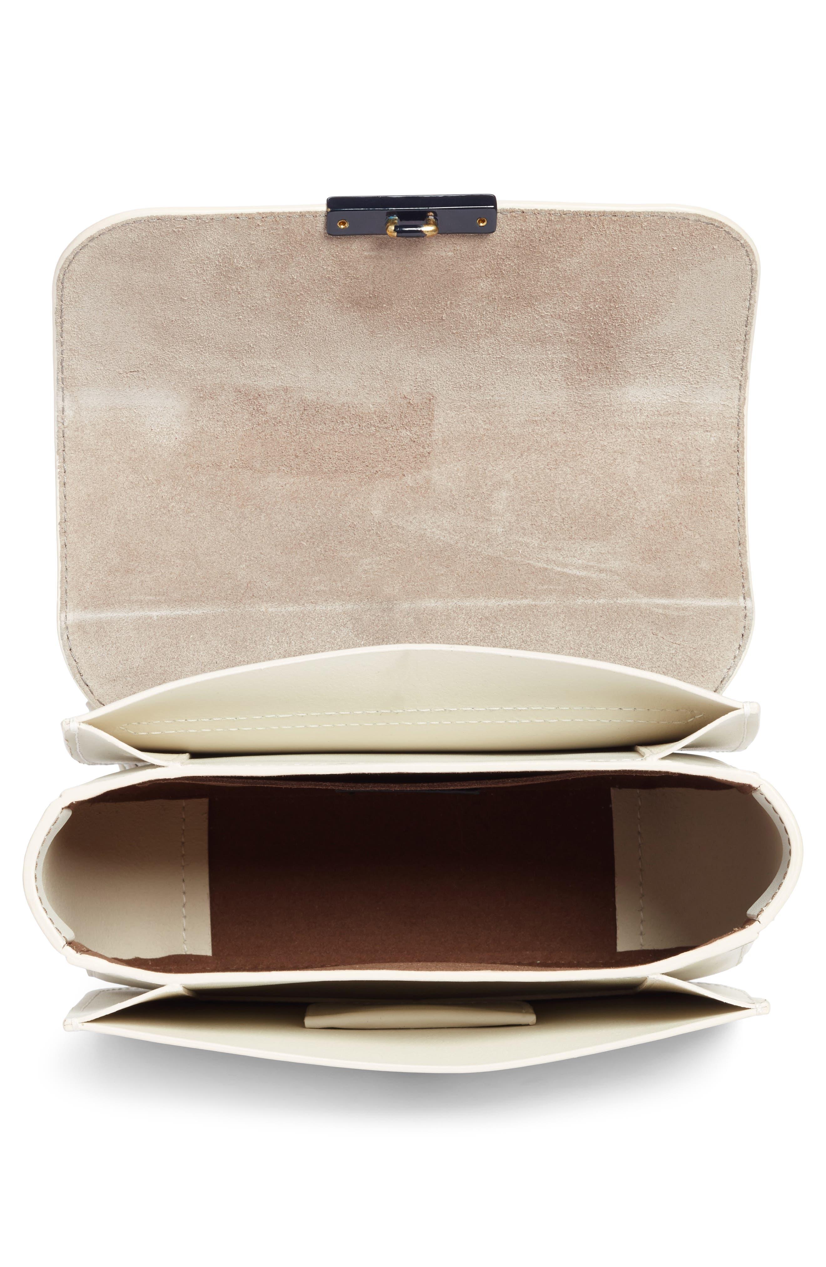 Elisir Mini Crossbody Bag,                             Alternate thumbnail 4, color,                             Petalo