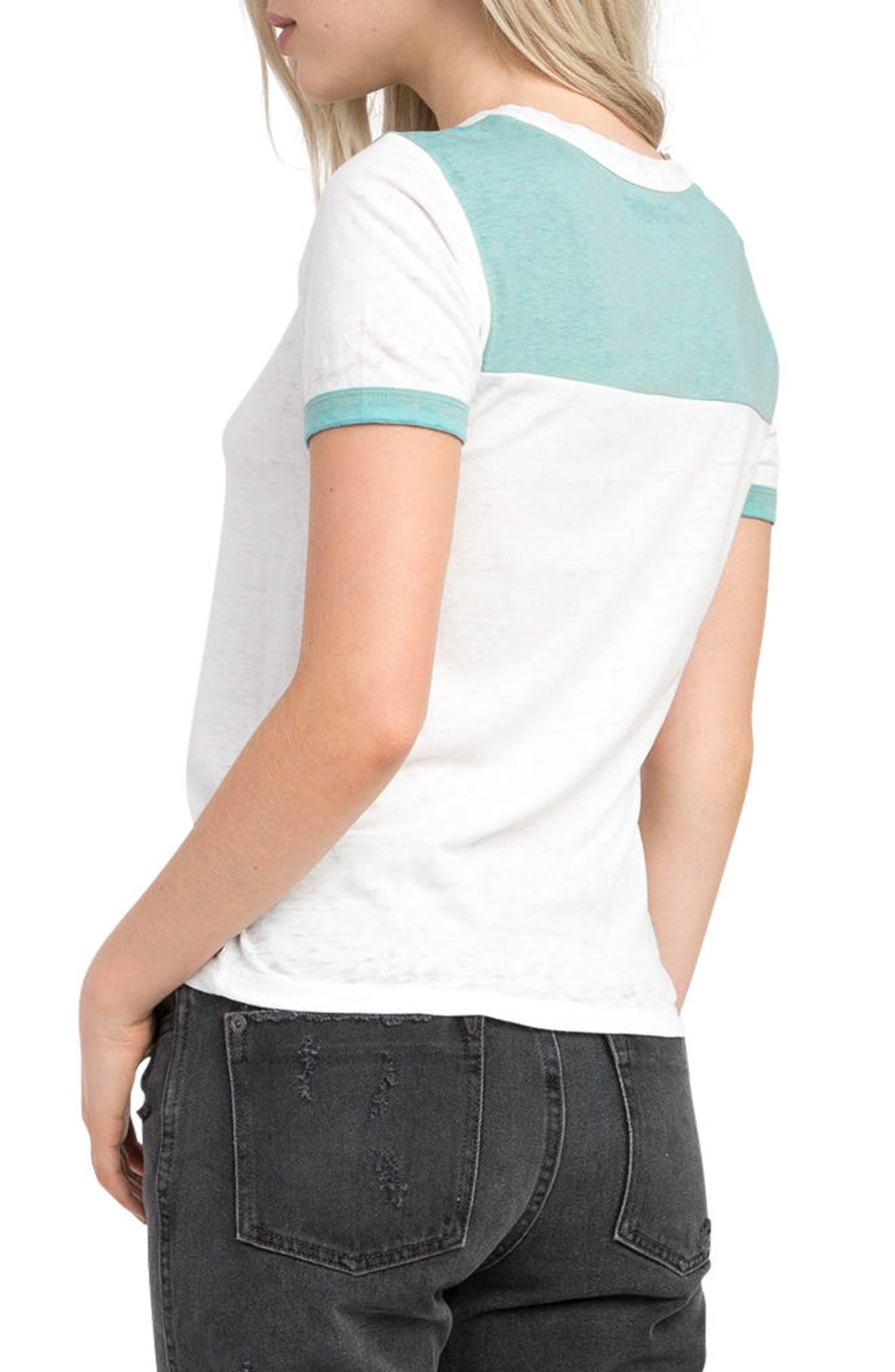 All Sport T-Shirt,                             Alternate thumbnail 3, color,                             Vintage White