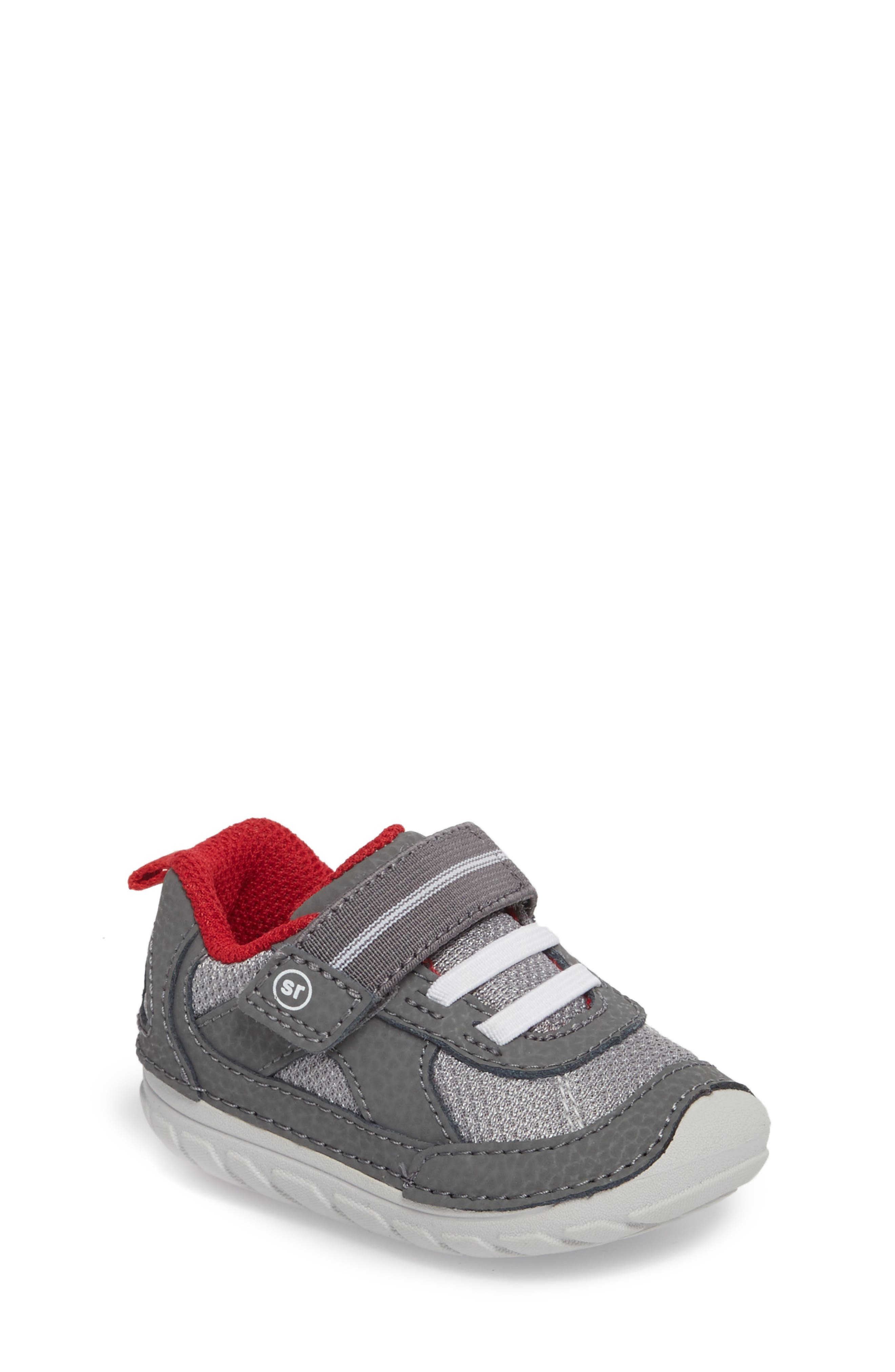 Alternate Image 1 Selected - Stride Rite Soft Motion™ Jamie Sneaker (Baby & Walker)