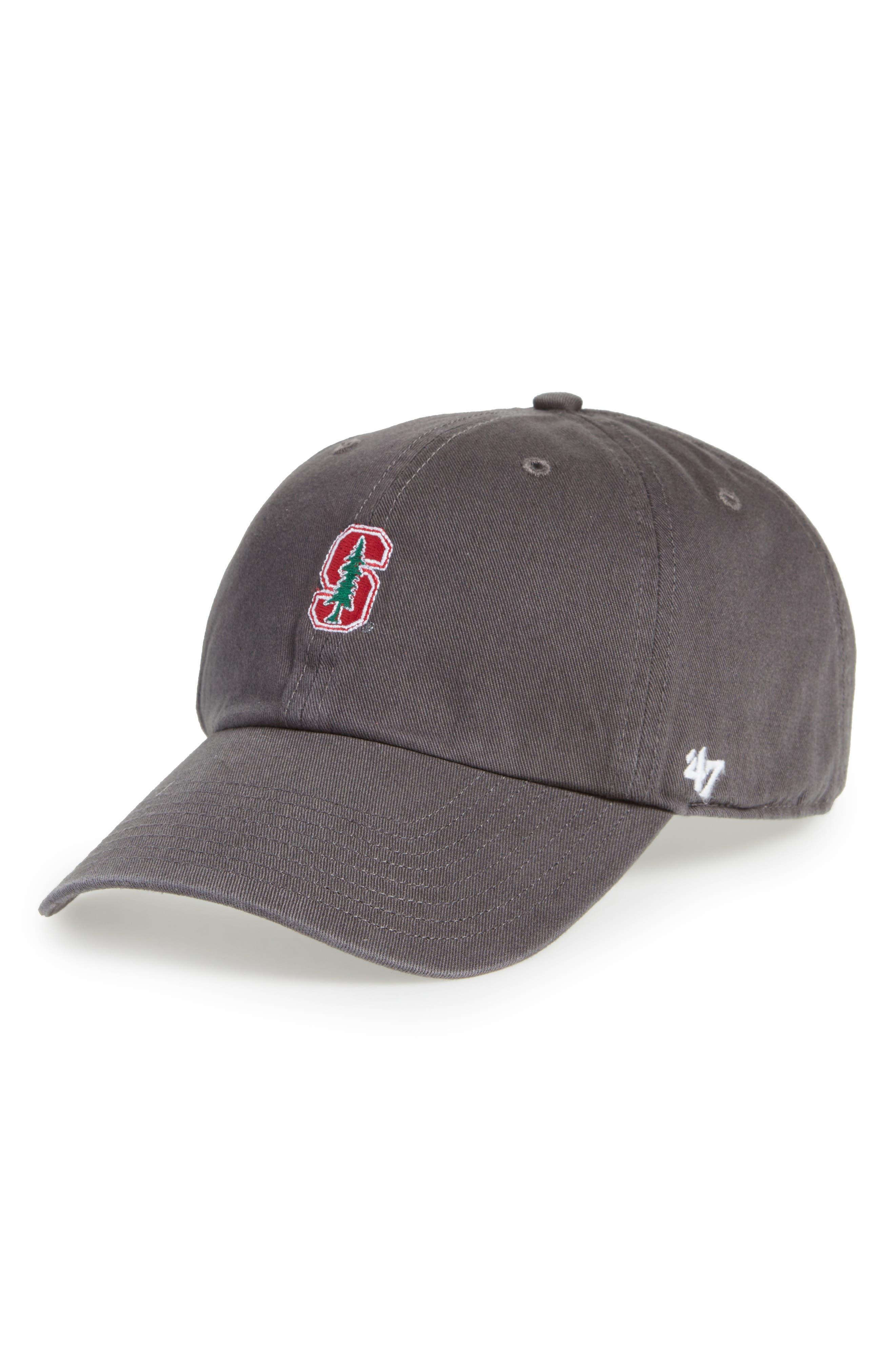 47 Brand Collegiate Clean-Up Stanford Cardinals Ball Cap