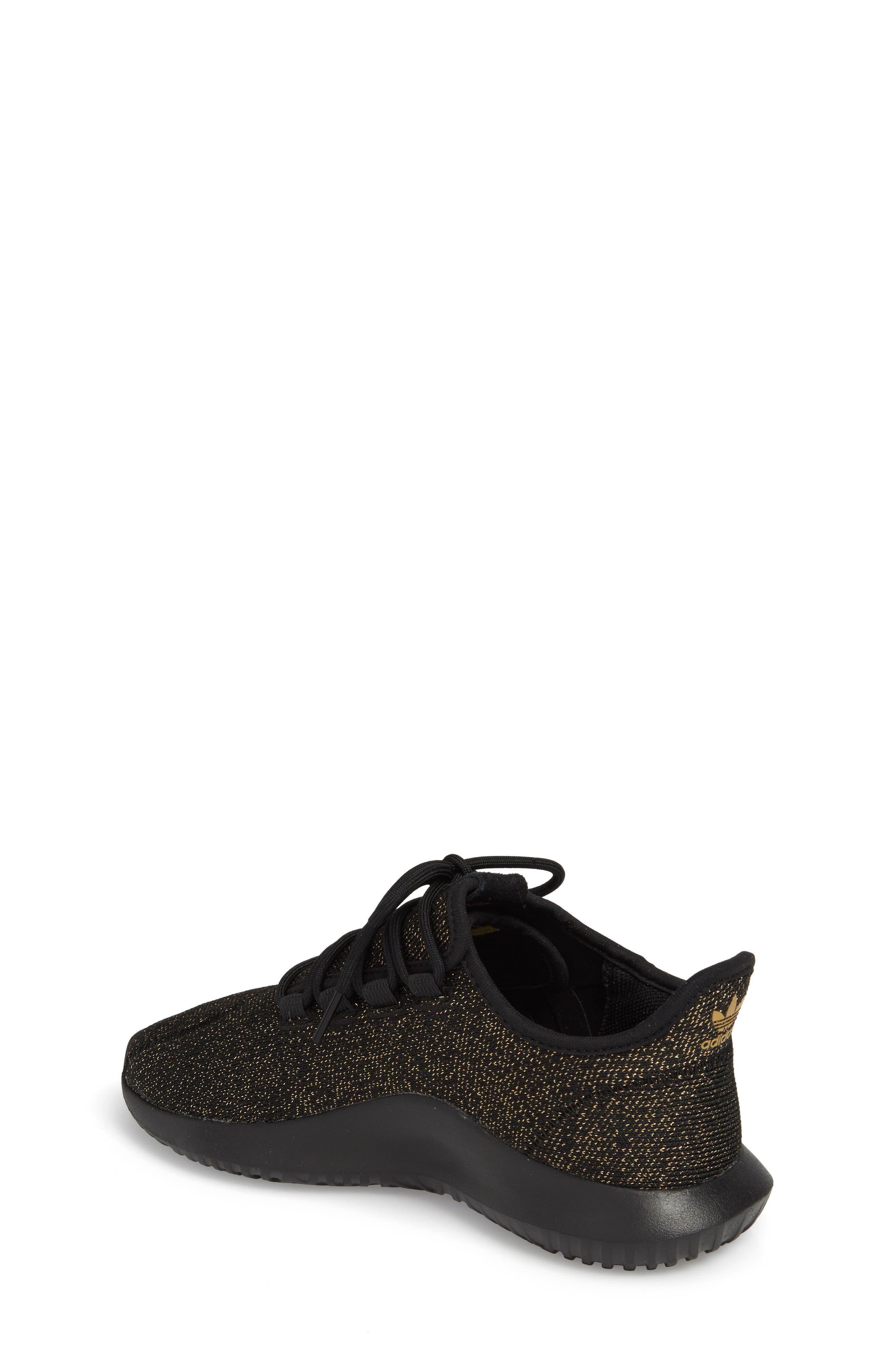Tubular Shadow Sneaker,                             Alternate thumbnail 2, color,                             Core Black