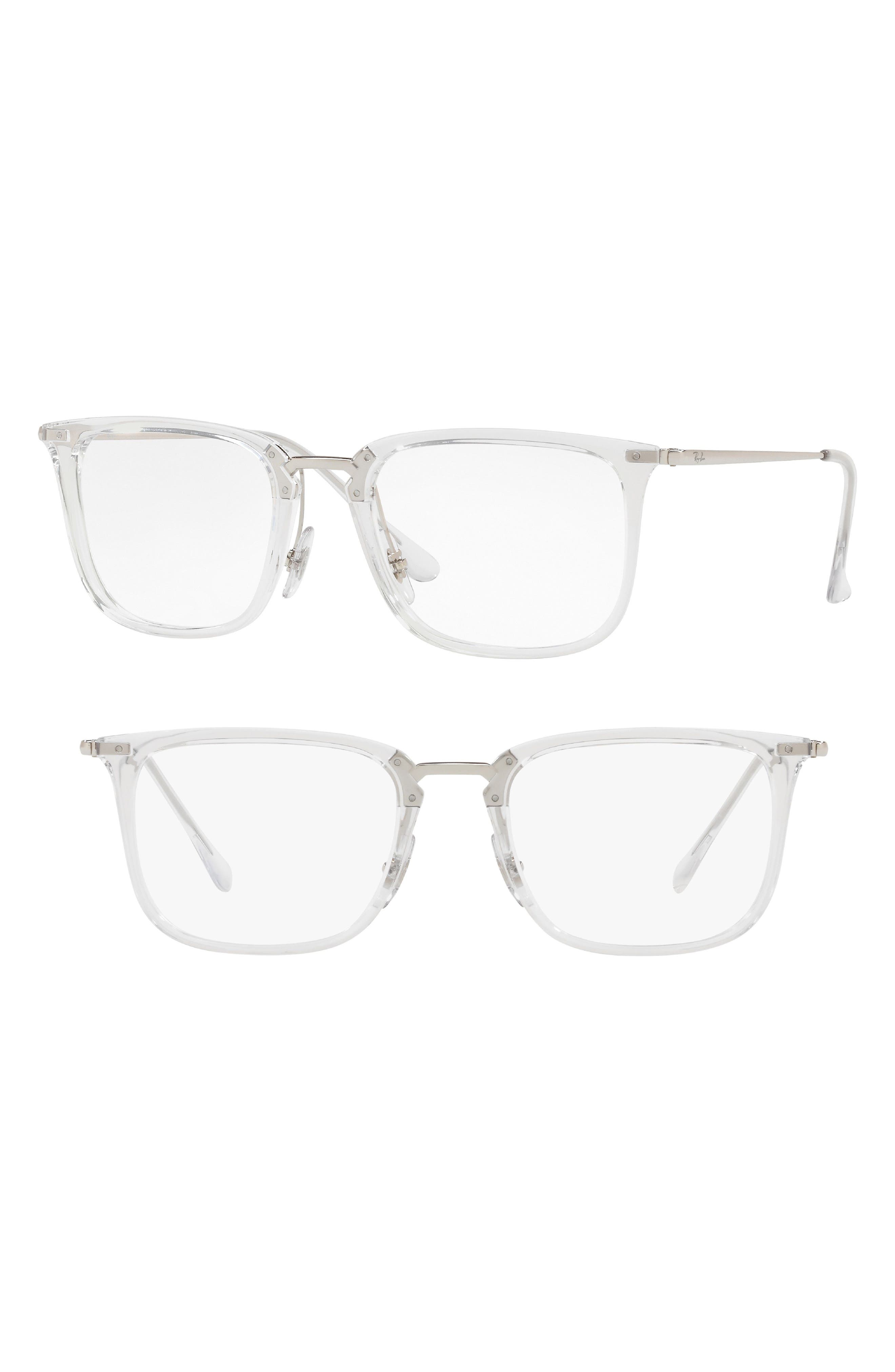 Ray-Ban 50mm Optical Glasses