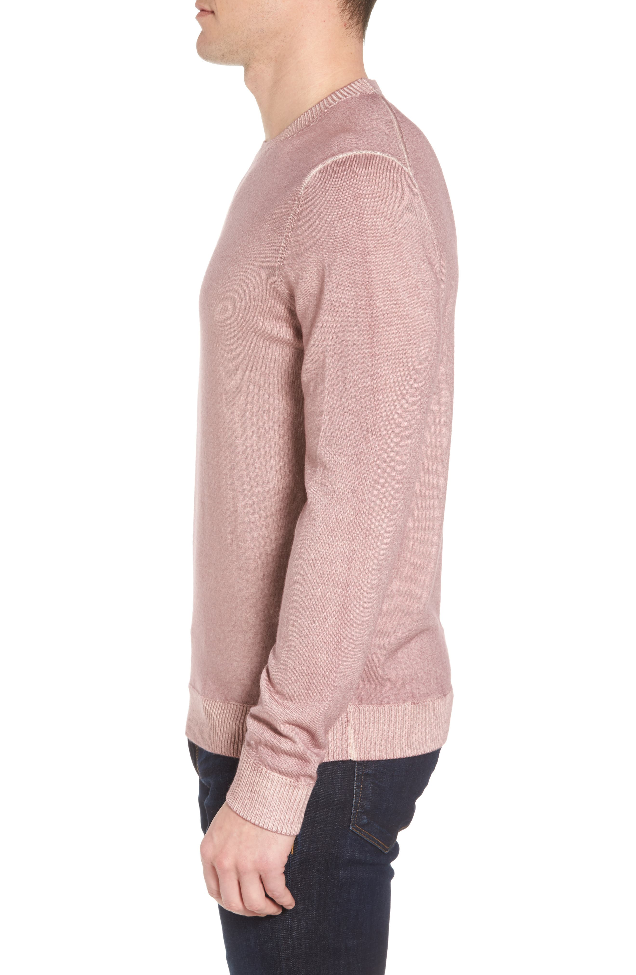 Alternate Image 3  - Ted Baker London Lucky Trim Fit Wool Sweater