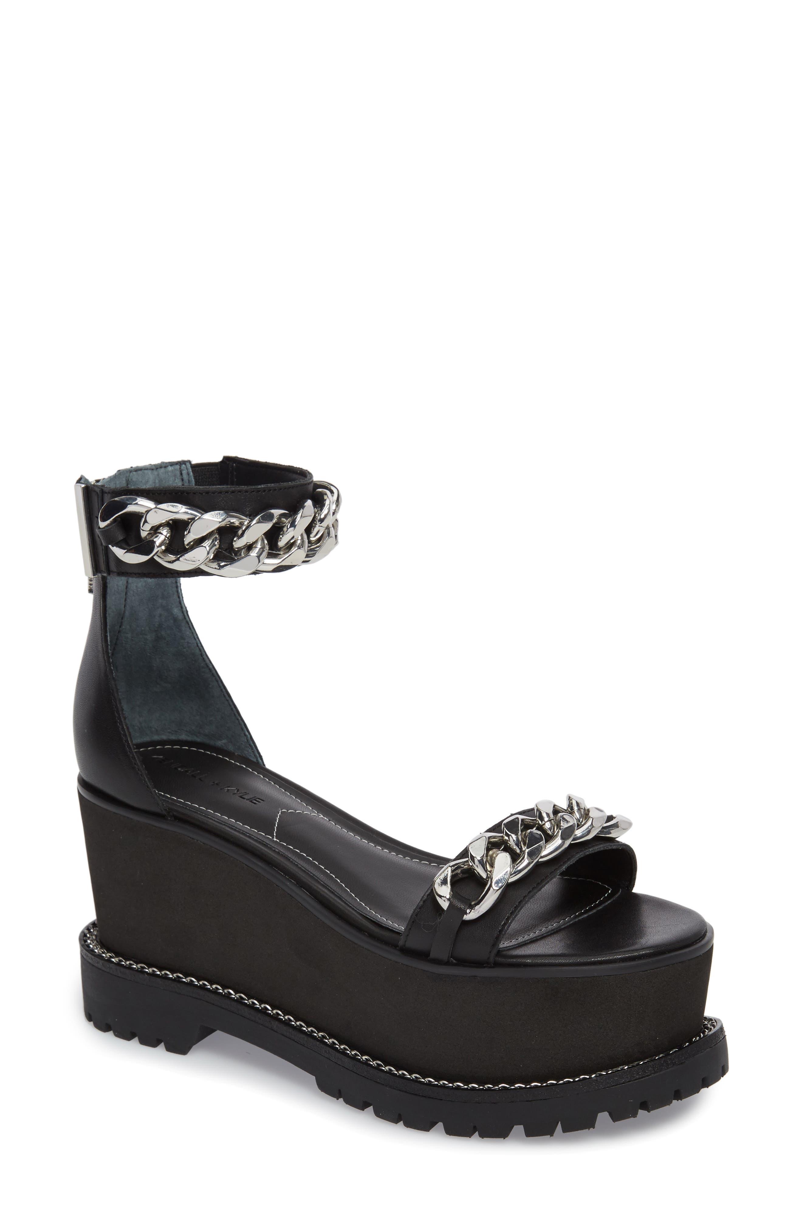KENDALL + KYLIE Cass Platform Sandal (Women)