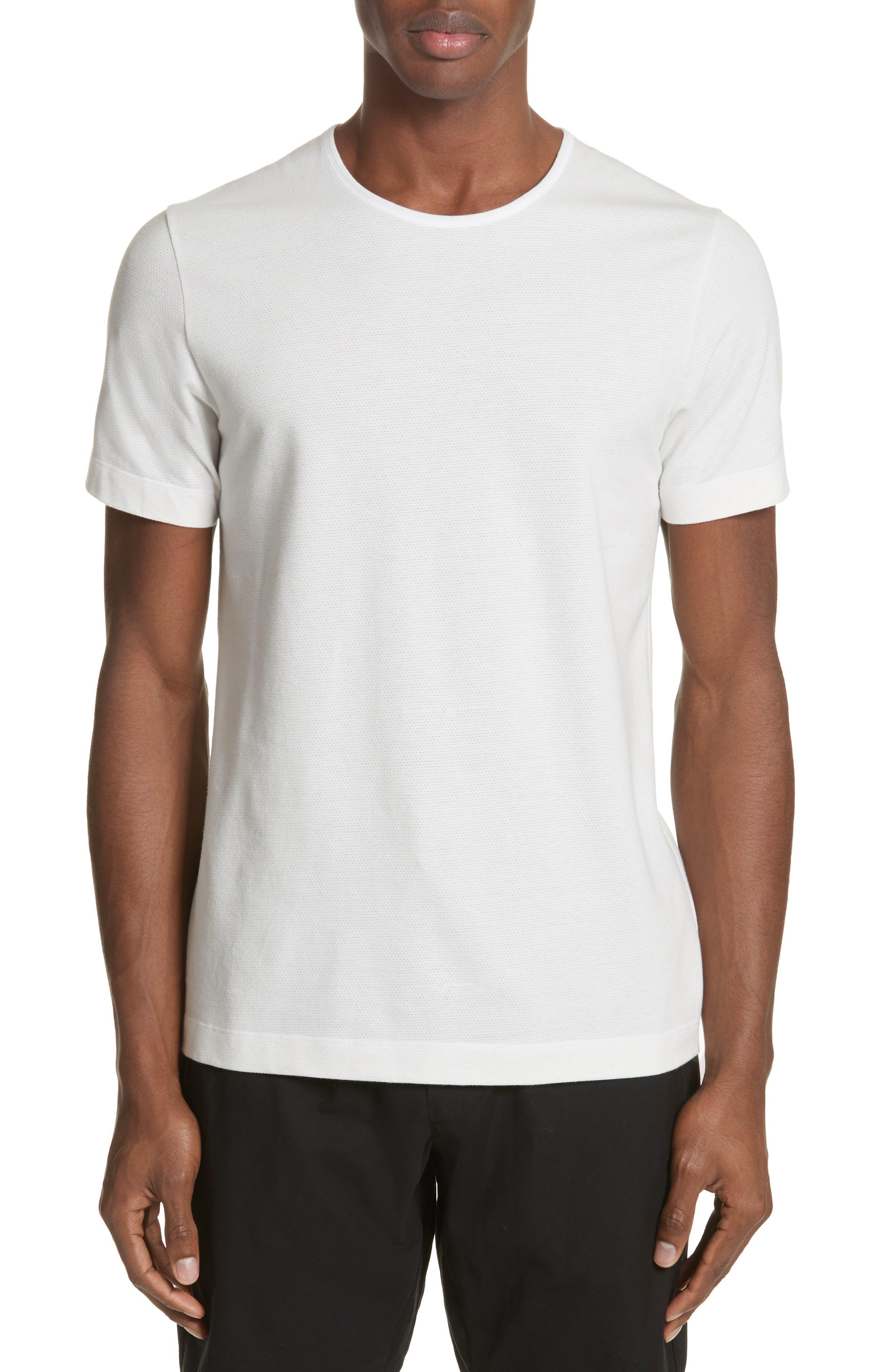 Alternate Image 1 Selected - wings + horns Mesh Jersey T-Shirt