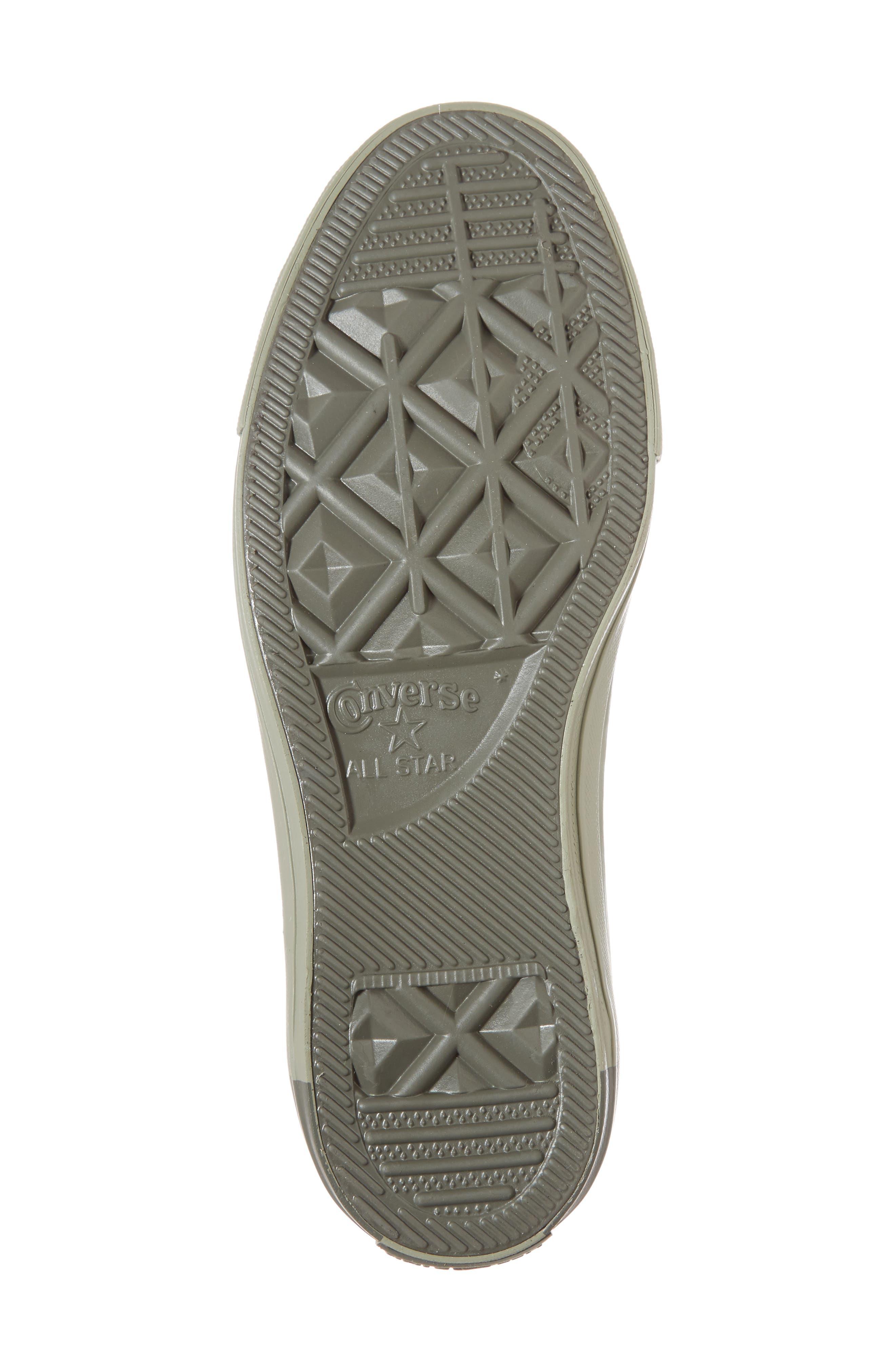 Alternate Image 6  - Converse Chuck Taylor® All Star® High Top Sneaker (Women)