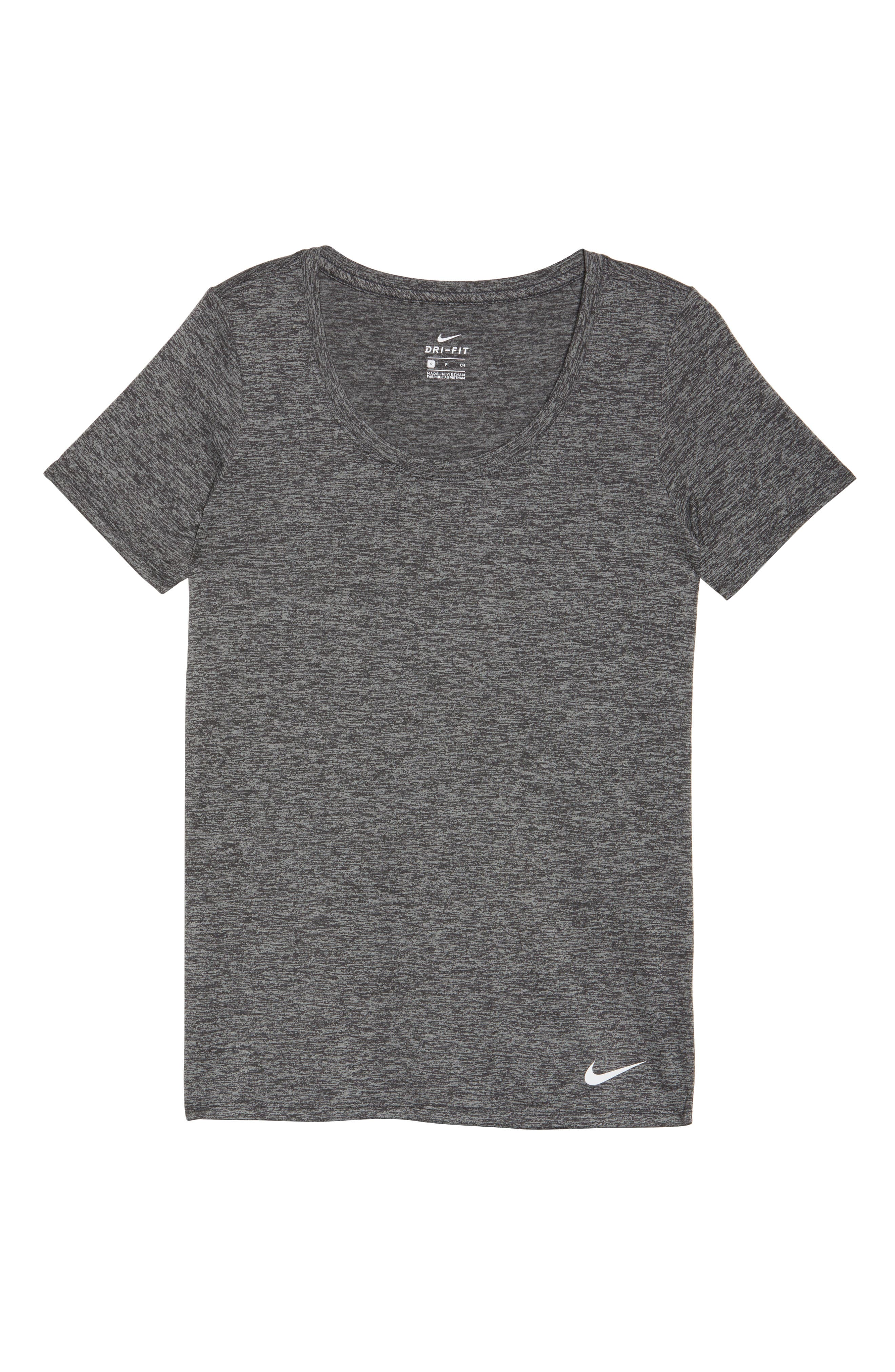 Alternate Image 1 Selected - Nike Dry Training Tee