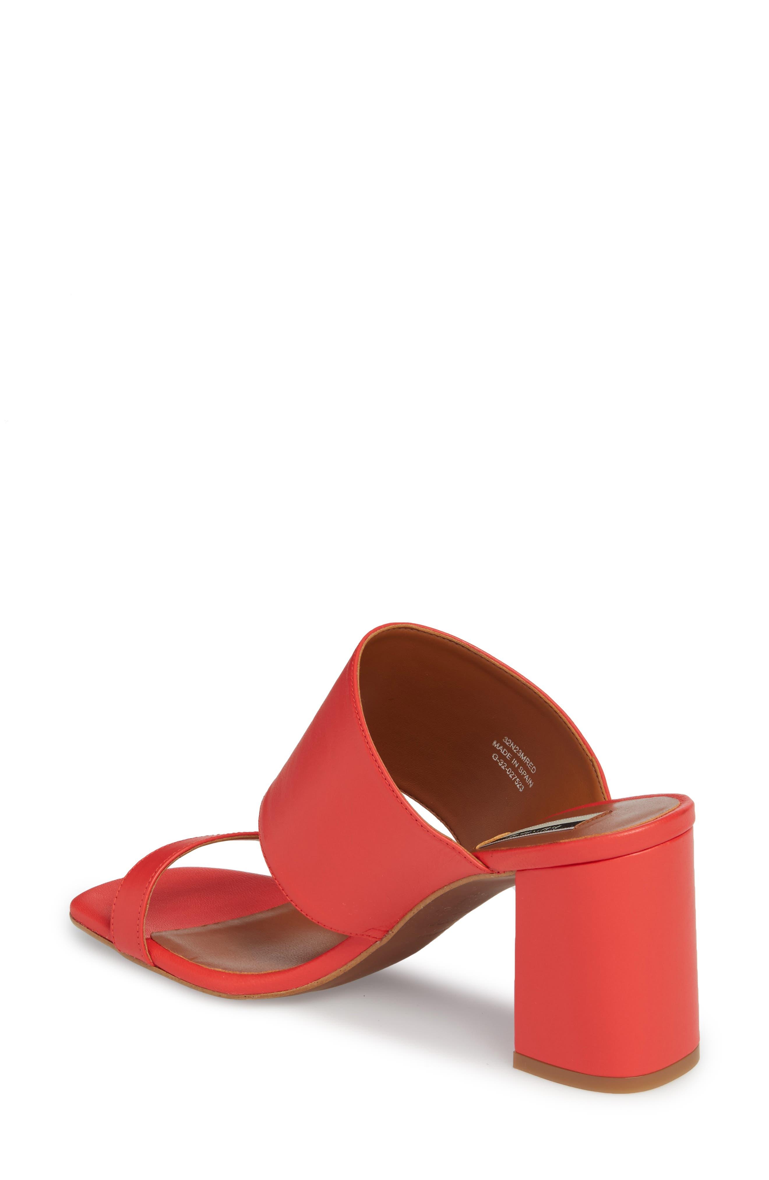 Alternate Image 2  - Topshop Nickle Mule Sandal (Women)