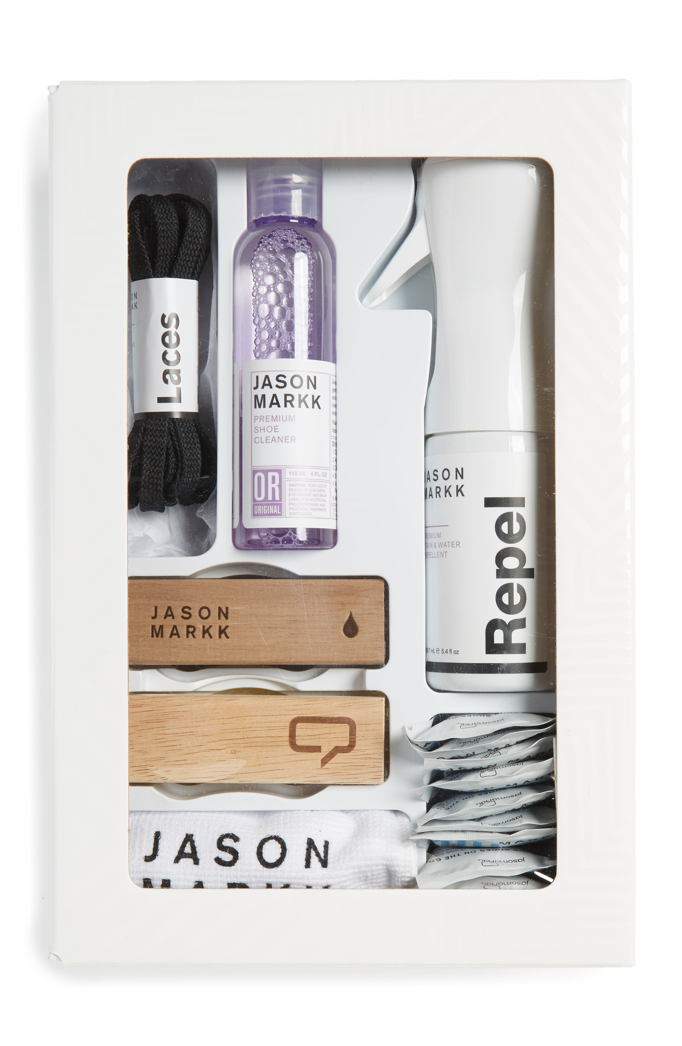 Alternate Image 2  - Jason Markk Holiday 2017 Shoe Care Kit