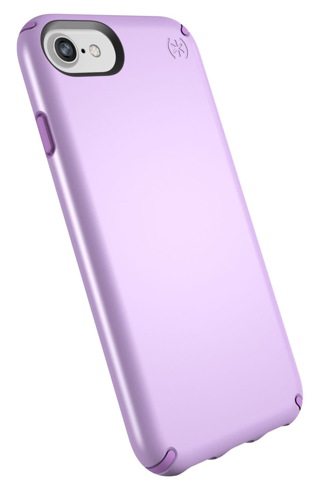 iPhone 6/6s/7/8 Case,                             Alternate thumbnail 7, color,                             Taro Purple Metallic/ Purple