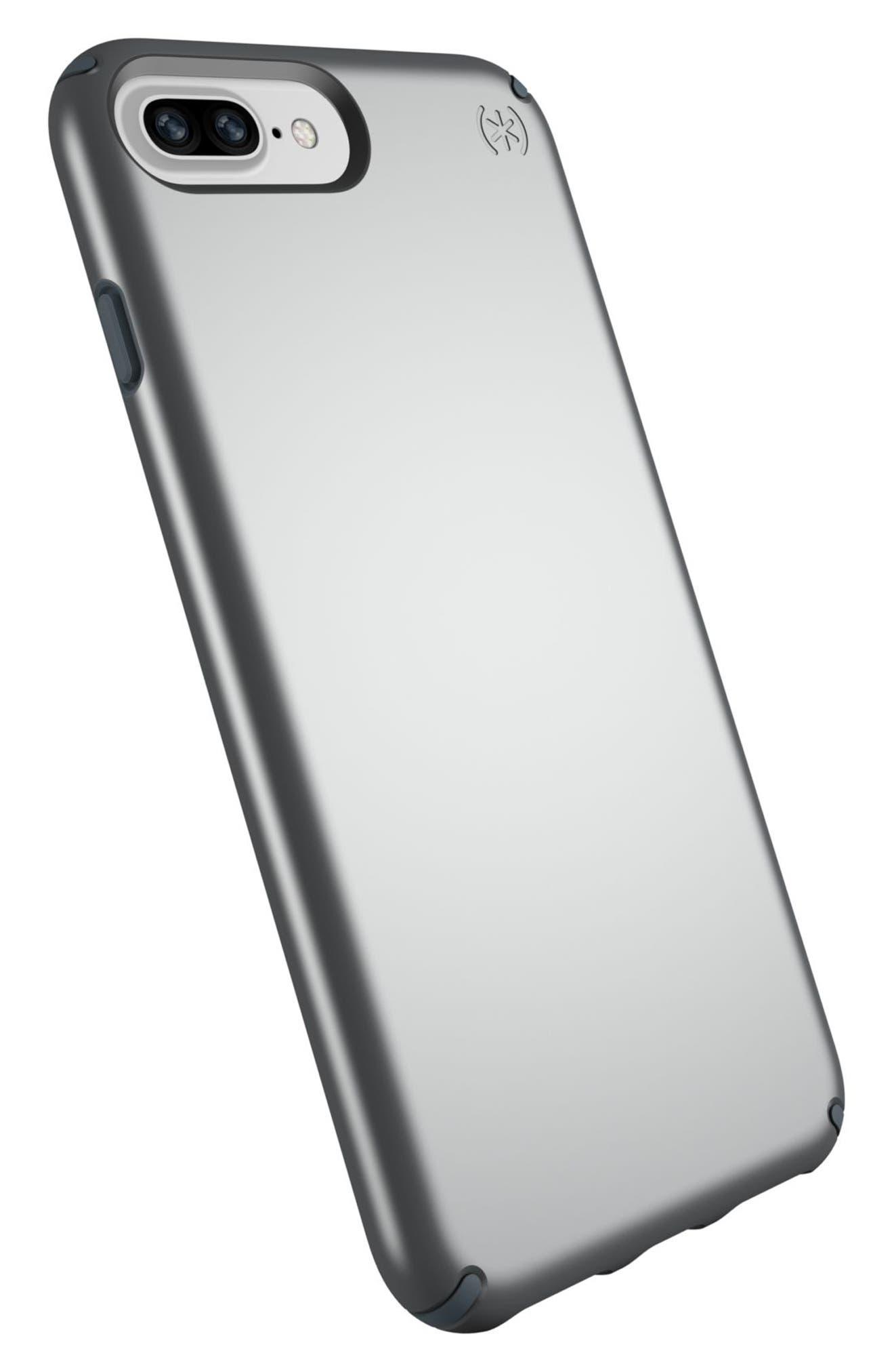 iPhone 6/6s/7/8 Case,                             Alternate thumbnail 3, color,                             Tungsten Grey Metallic/ Grey
