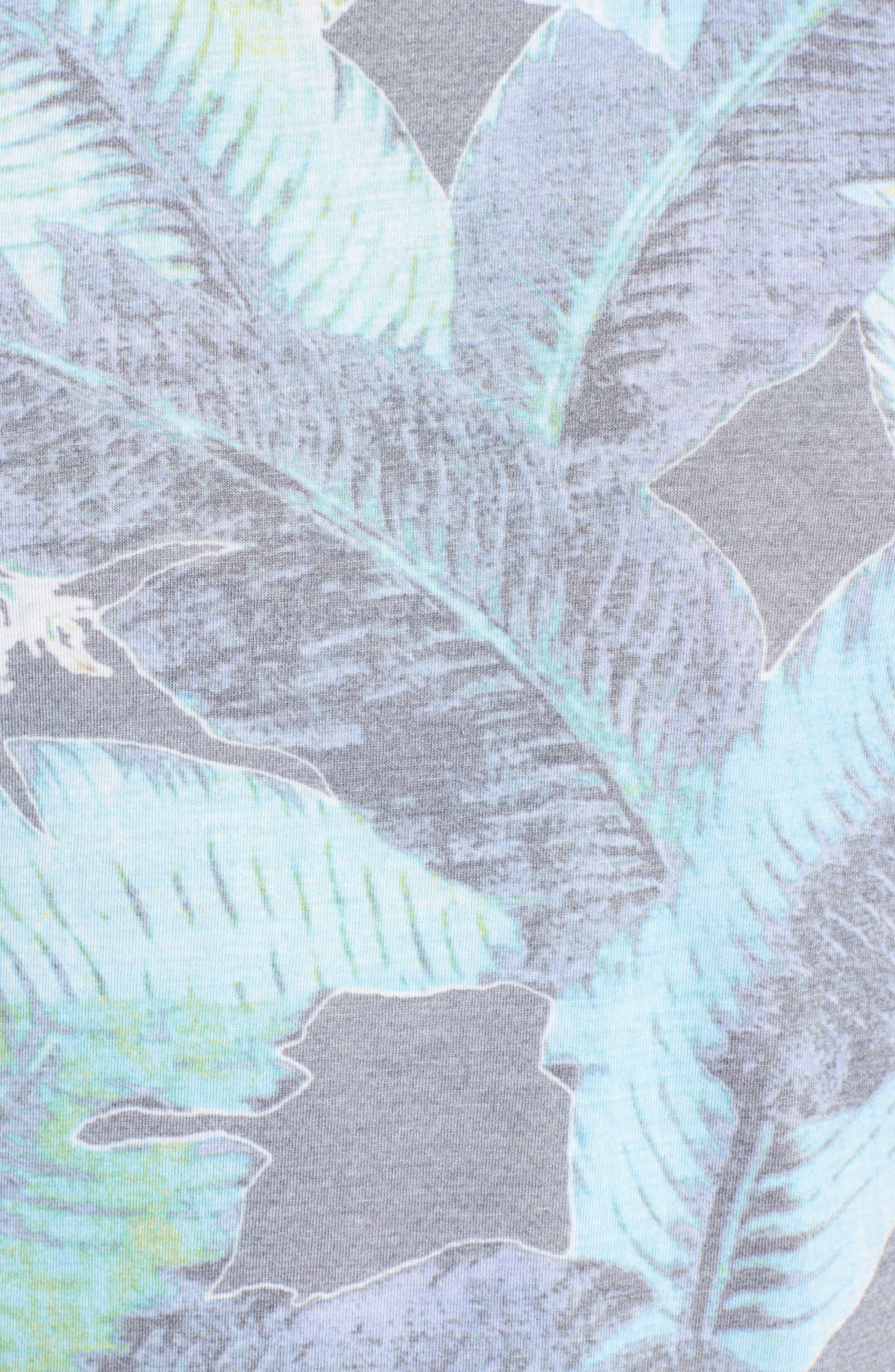 Lanai Leaf T-Shirt,                             Alternate thumbnail 5, color,                             Lanai Leaf