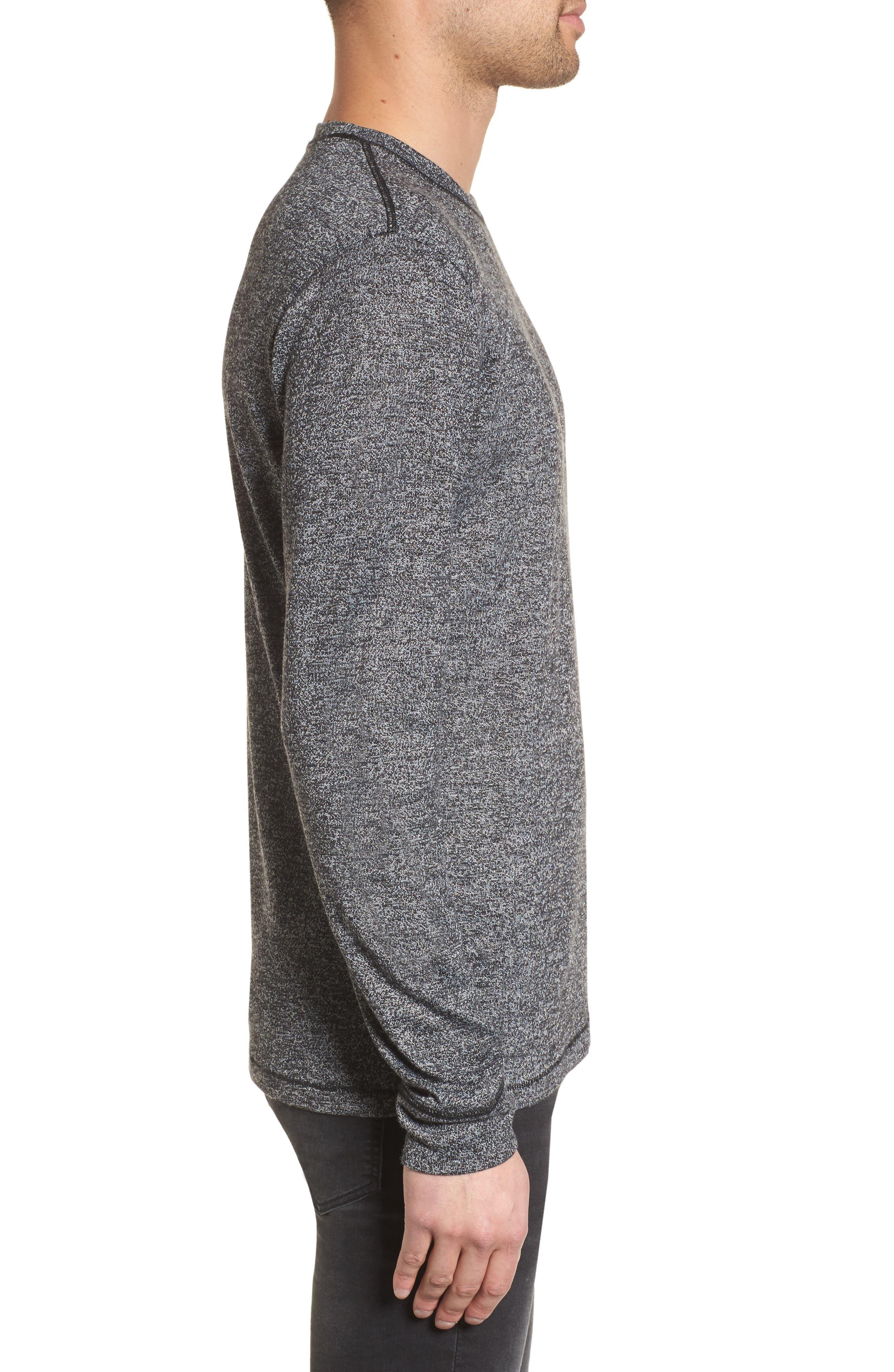 Alternate Image 3  - Treasure&Bond Crewneck Sweater