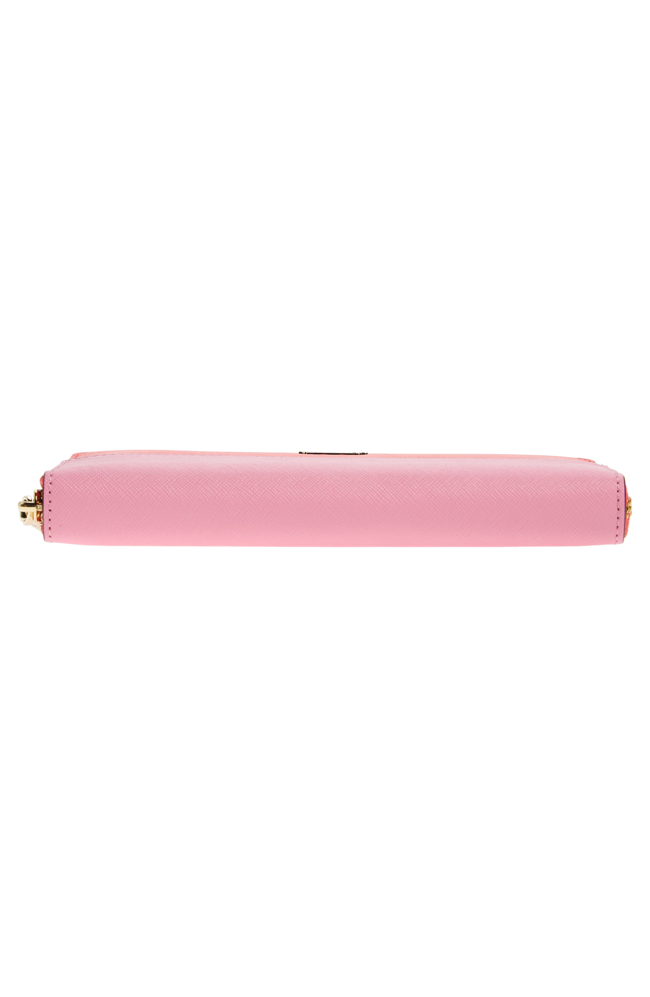 Alternate Image 6  - kate spade new york 'cameron street - lacey' leather wallet