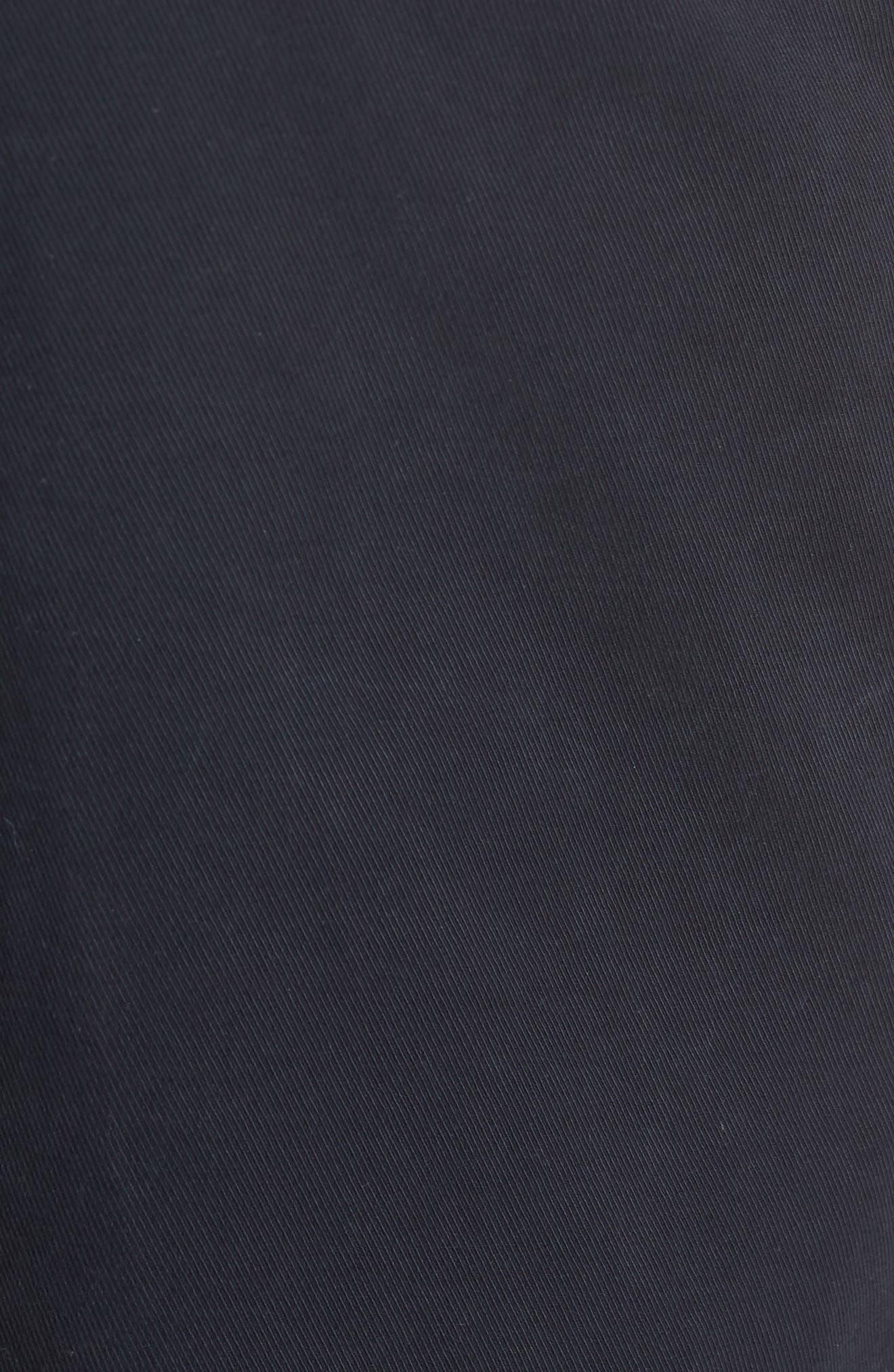Jake Slim Fit Chino Shorts,                             Alternate thumbnail 5, color,                             Shroud