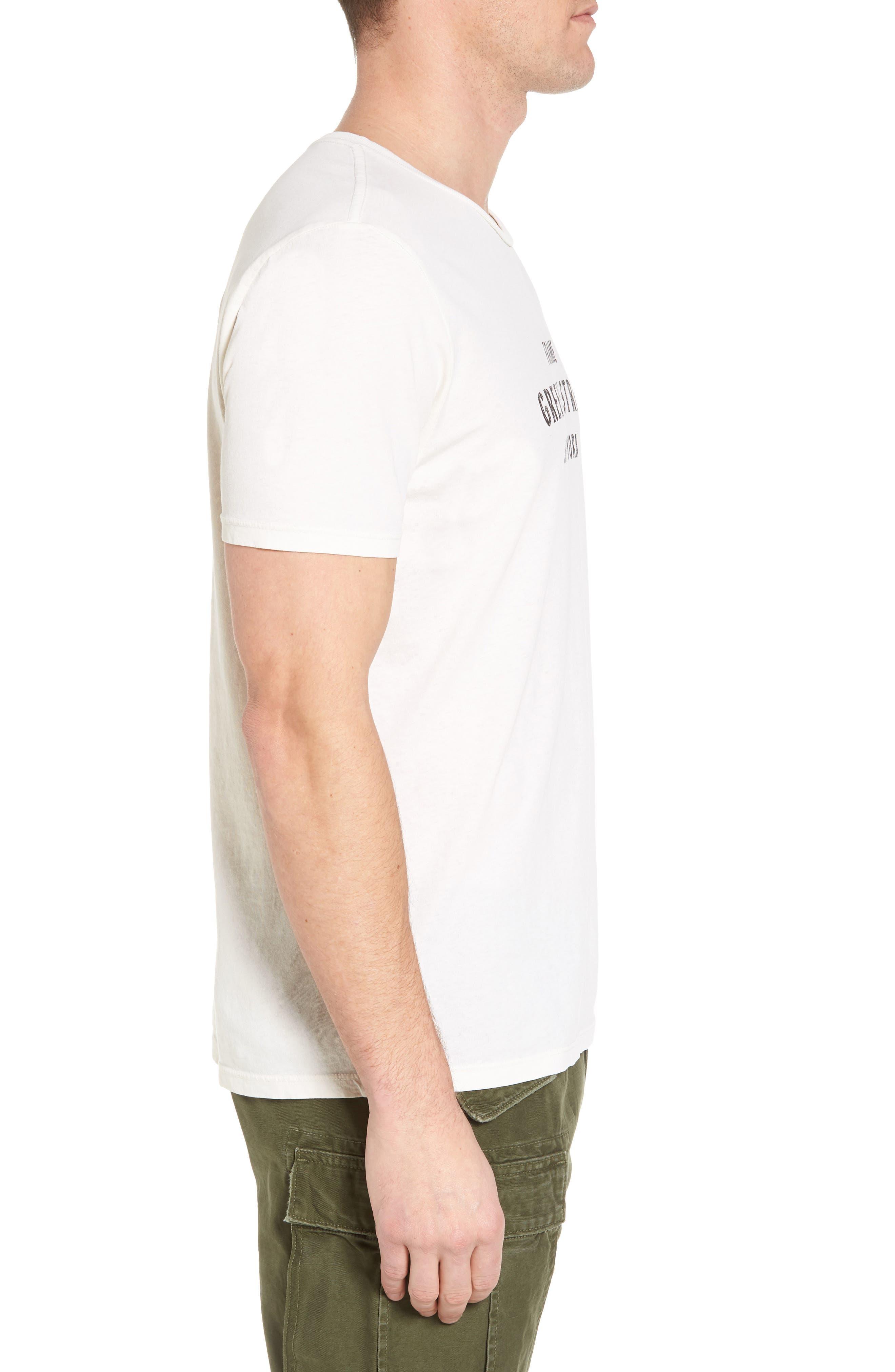 Greene Street Vintage Graphic T-Shirt,                             Alternate thumbnail 3, color,                             Off White