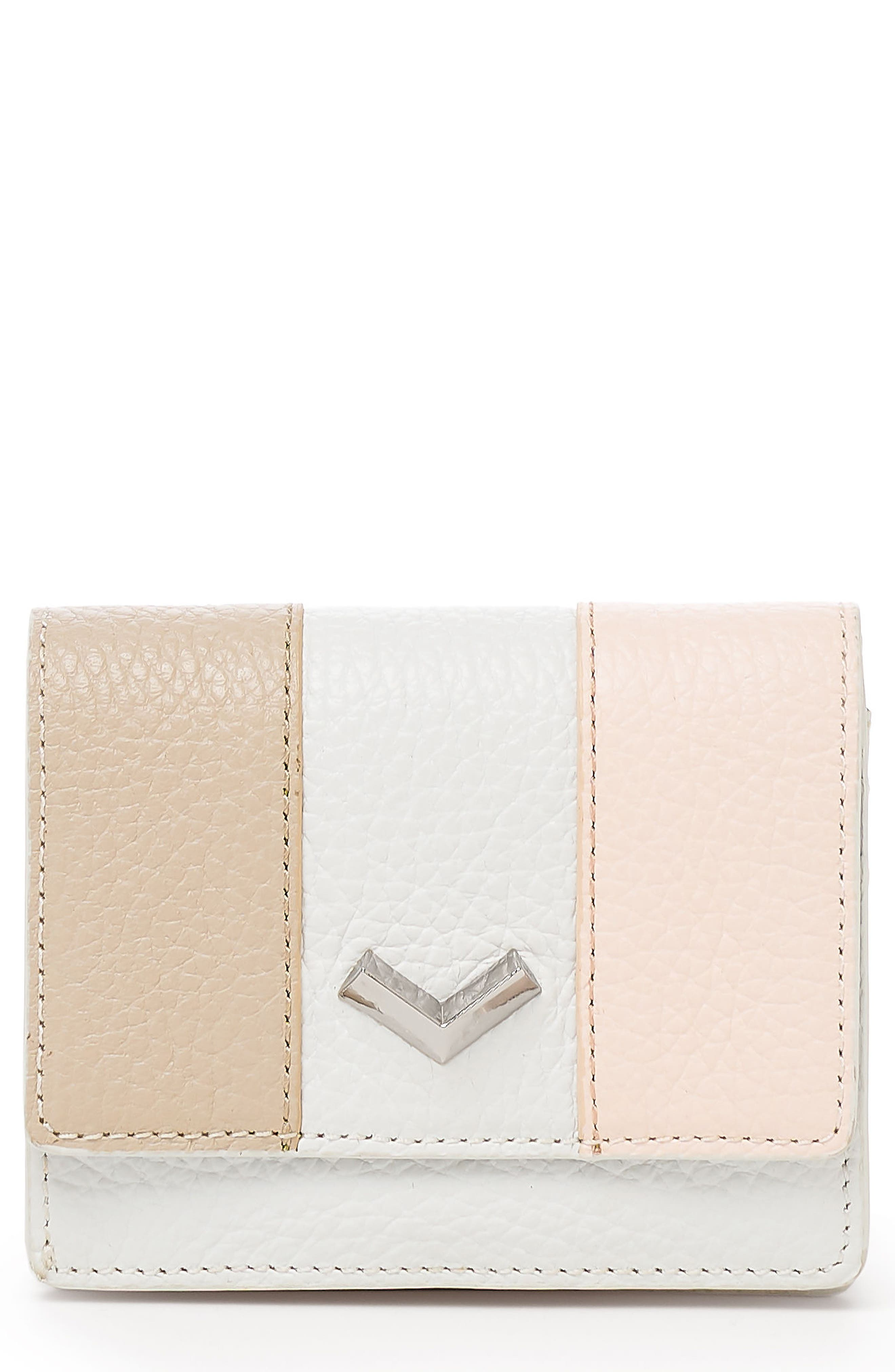 Alternate Image 1 Selected - Botkier Soho Mini Leather Wallet
