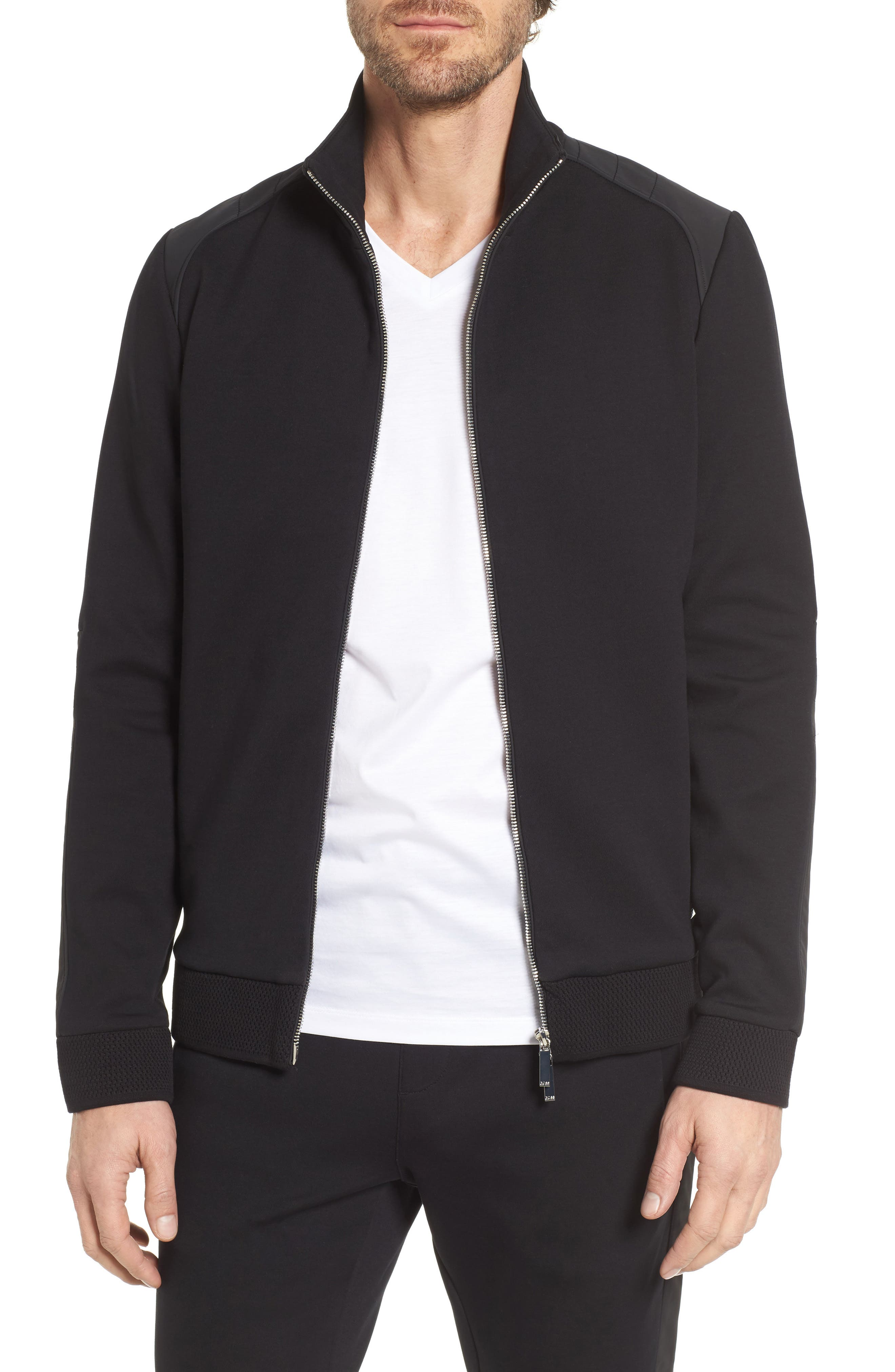 BOSS Soule Mercedes Slim Fit Zip Jacket