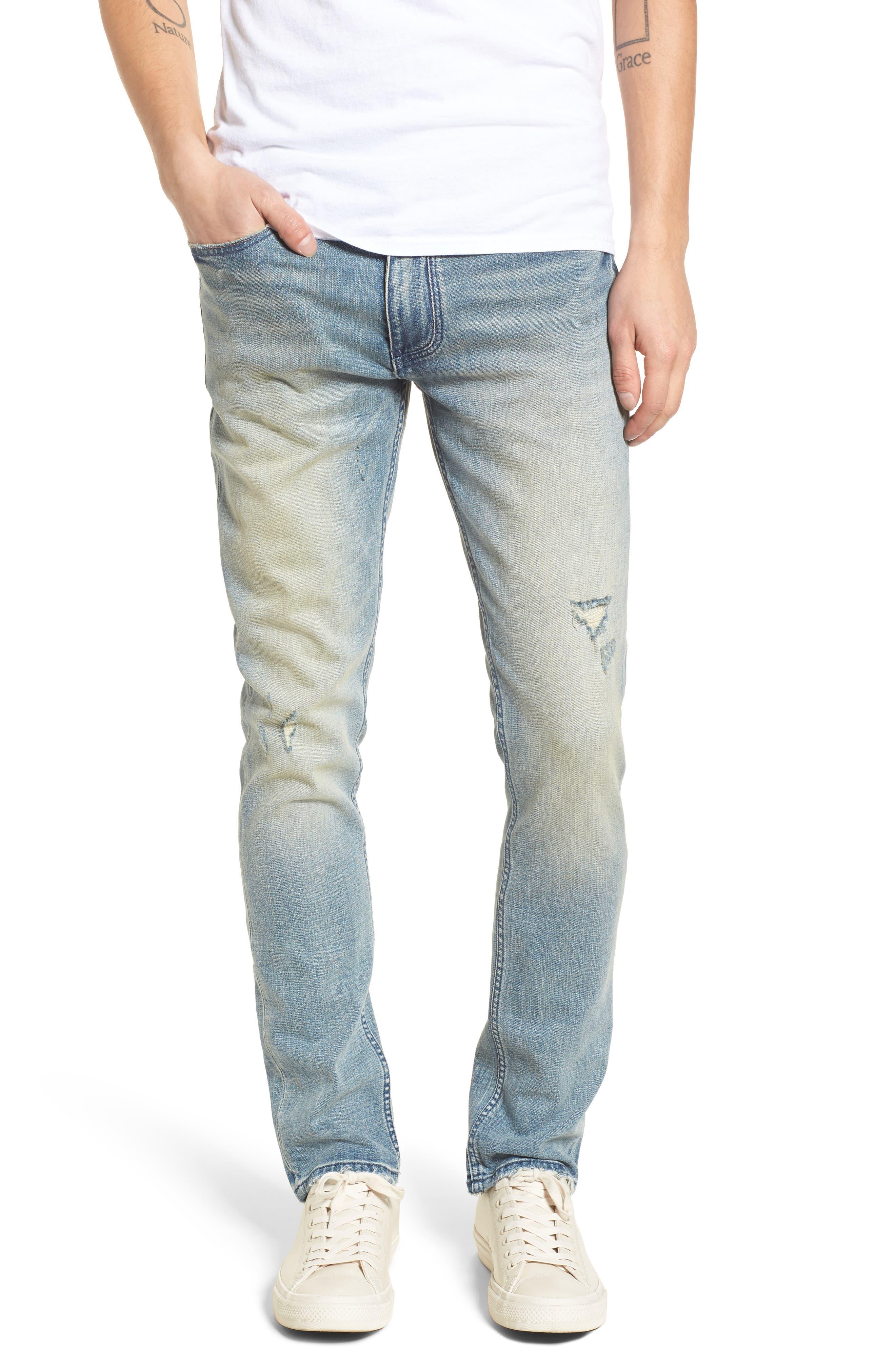BLANKNYC Horatio Skinny Fit Jeans (Cocktail Flu)