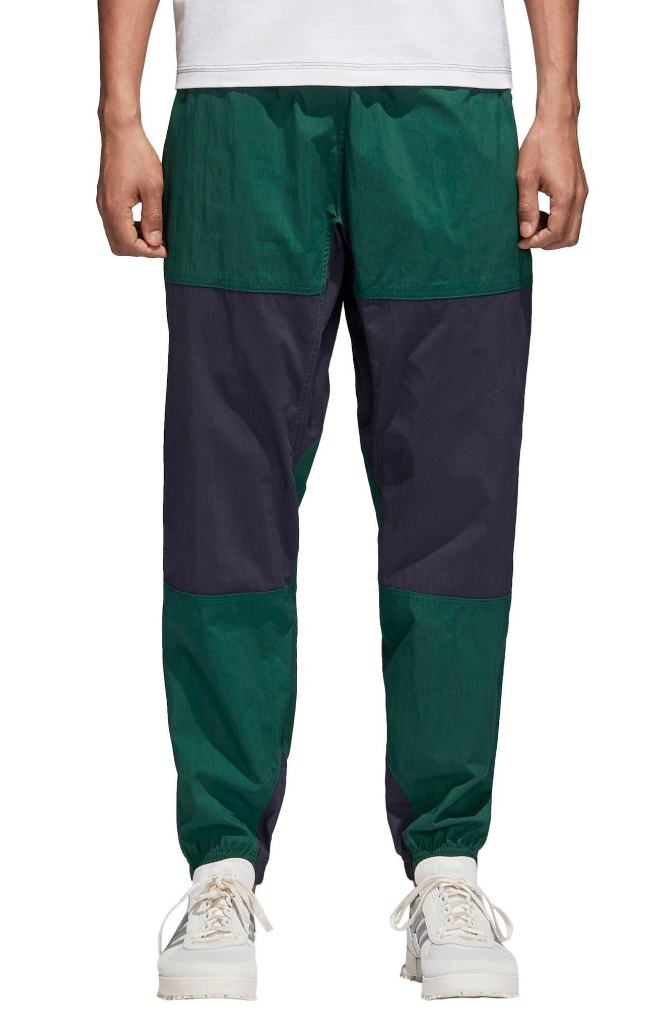 Atric Slim Fit Pants,                         Main,                         color, Collegiate Green
