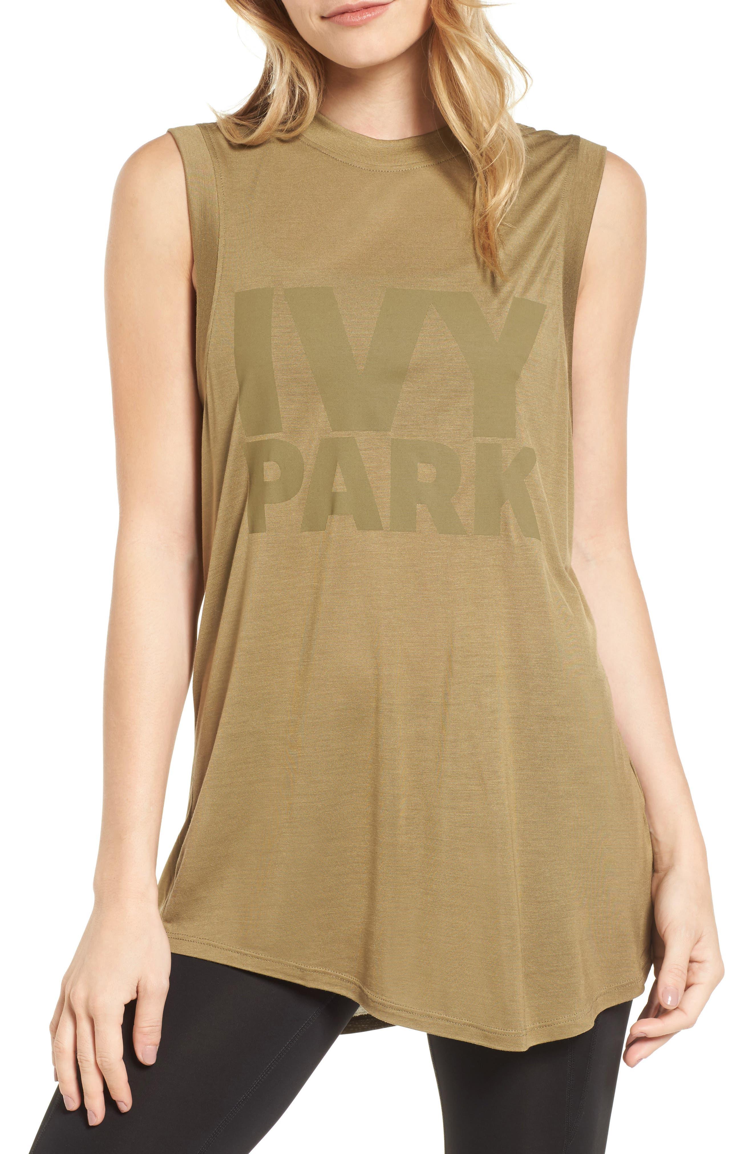 Ivy Park TONAL LOGO TANK