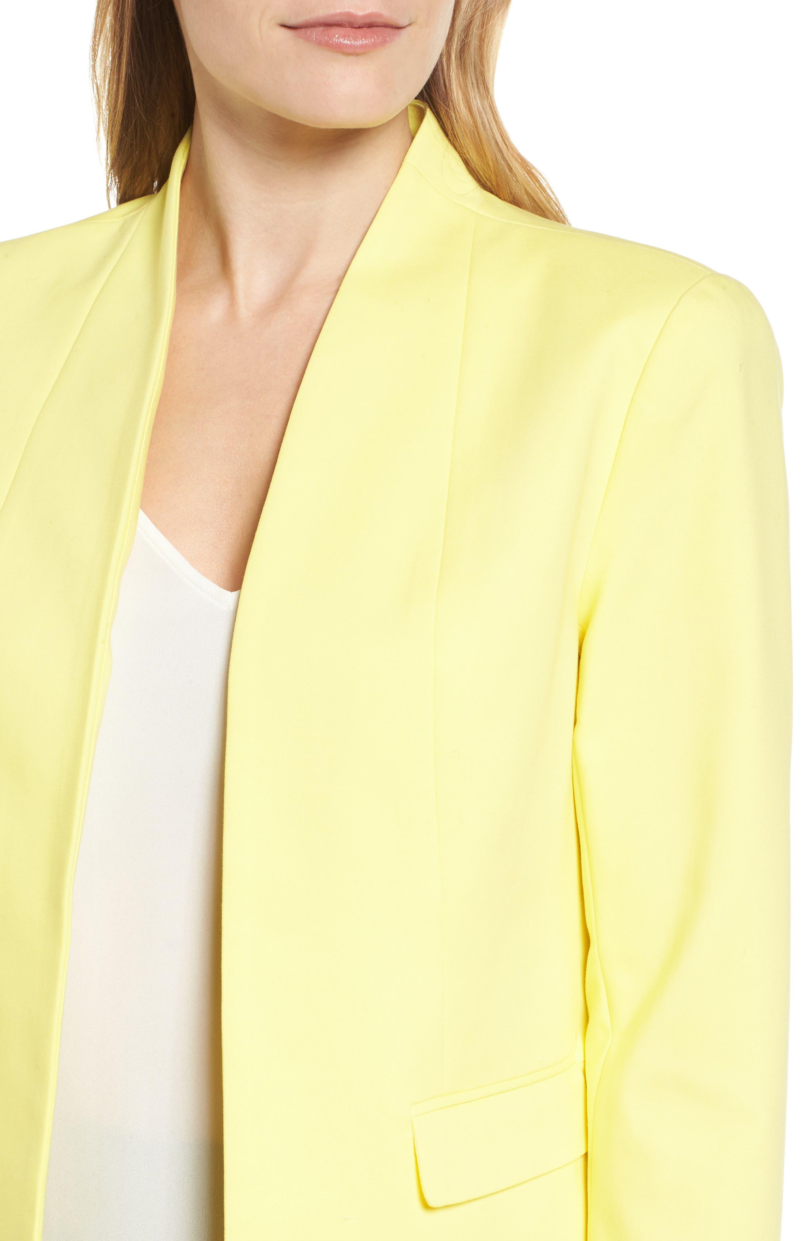Alternate Image 4  - Chaus Stand Collar Jacket