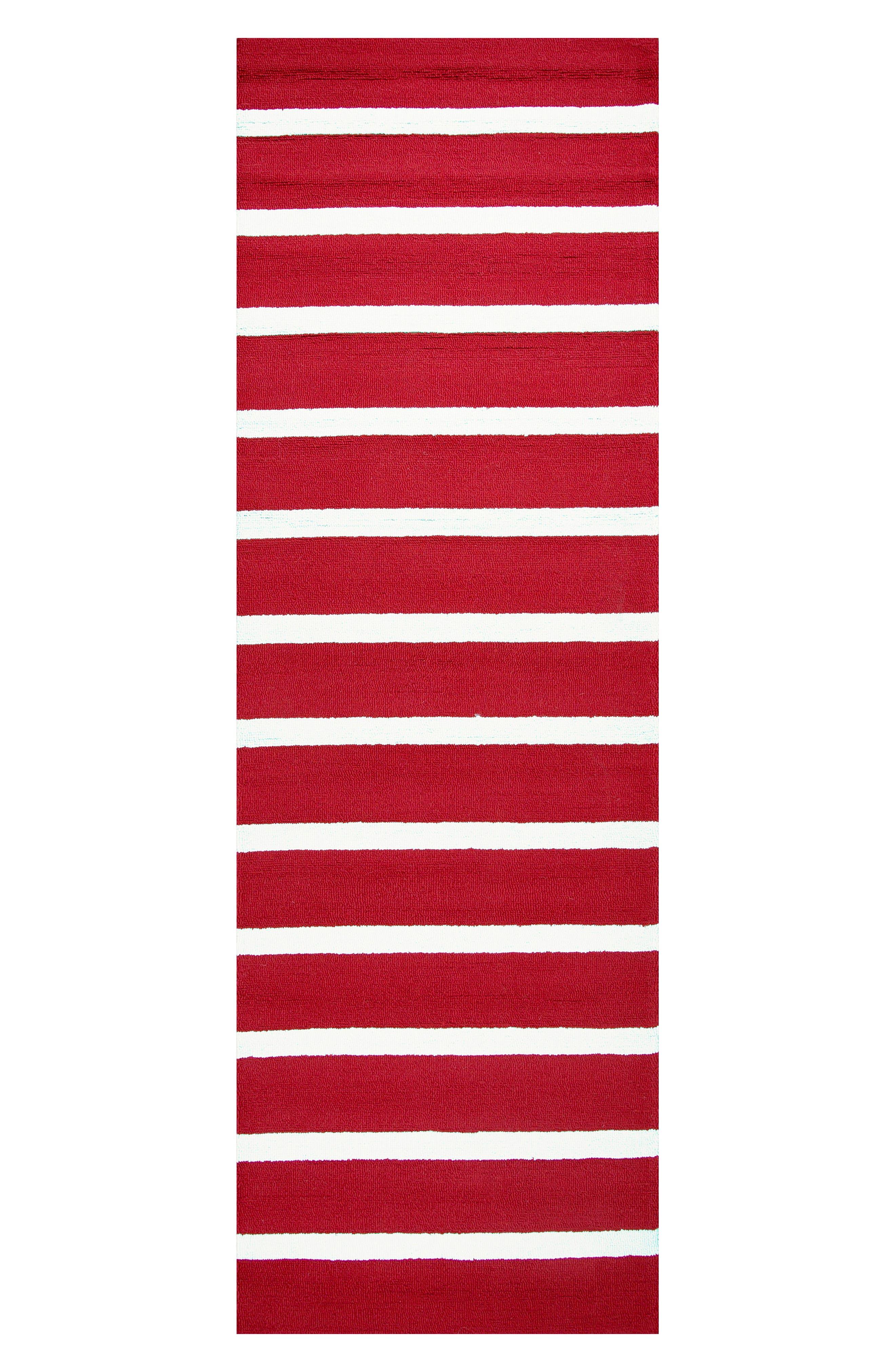 Azzura Hill Dresa Rug,                             Alternate thumbnail 3, color,                             Red