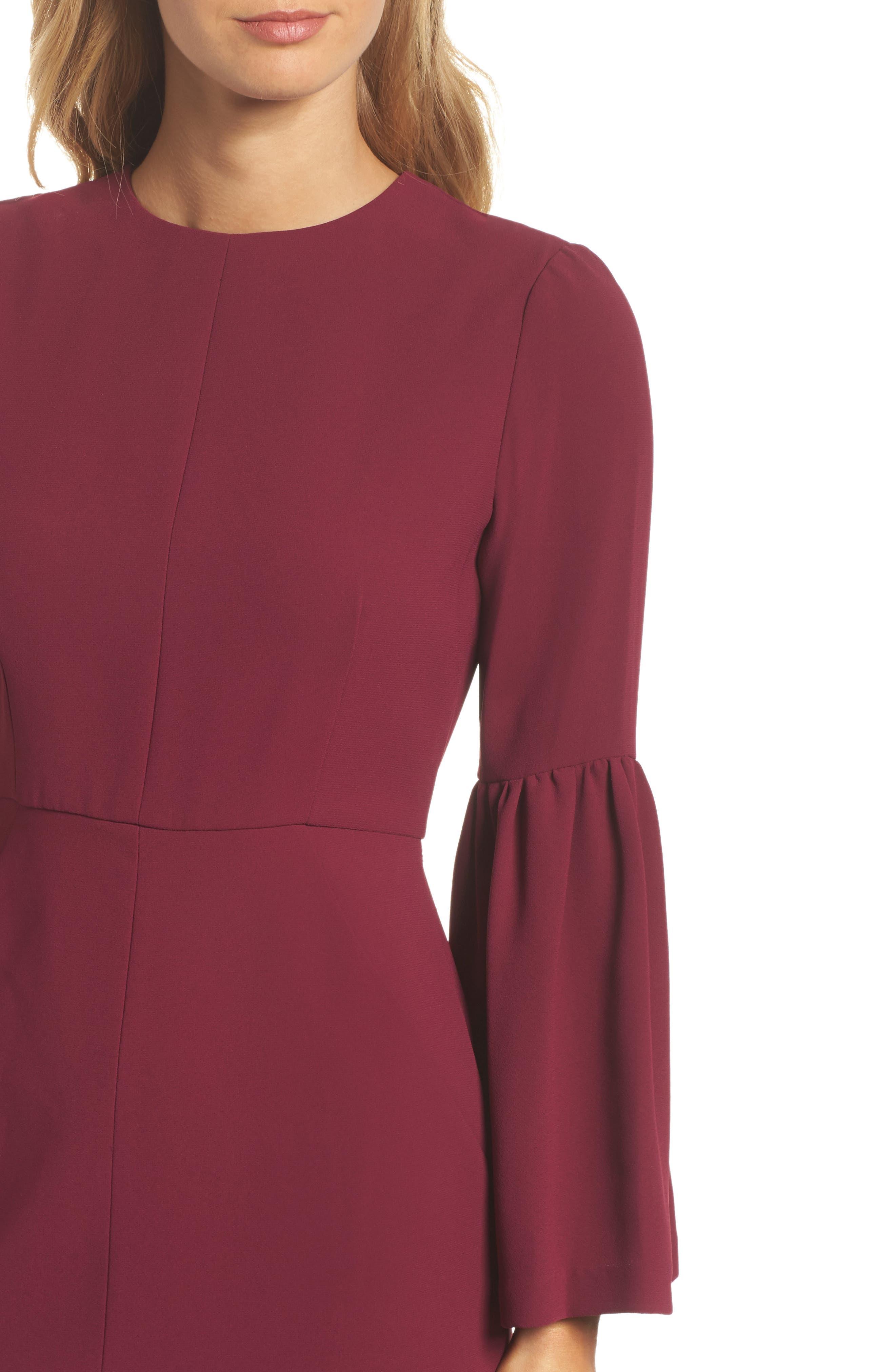 Alternate Image 4  - Jill Jill Stuart Bell Sleeve Dress