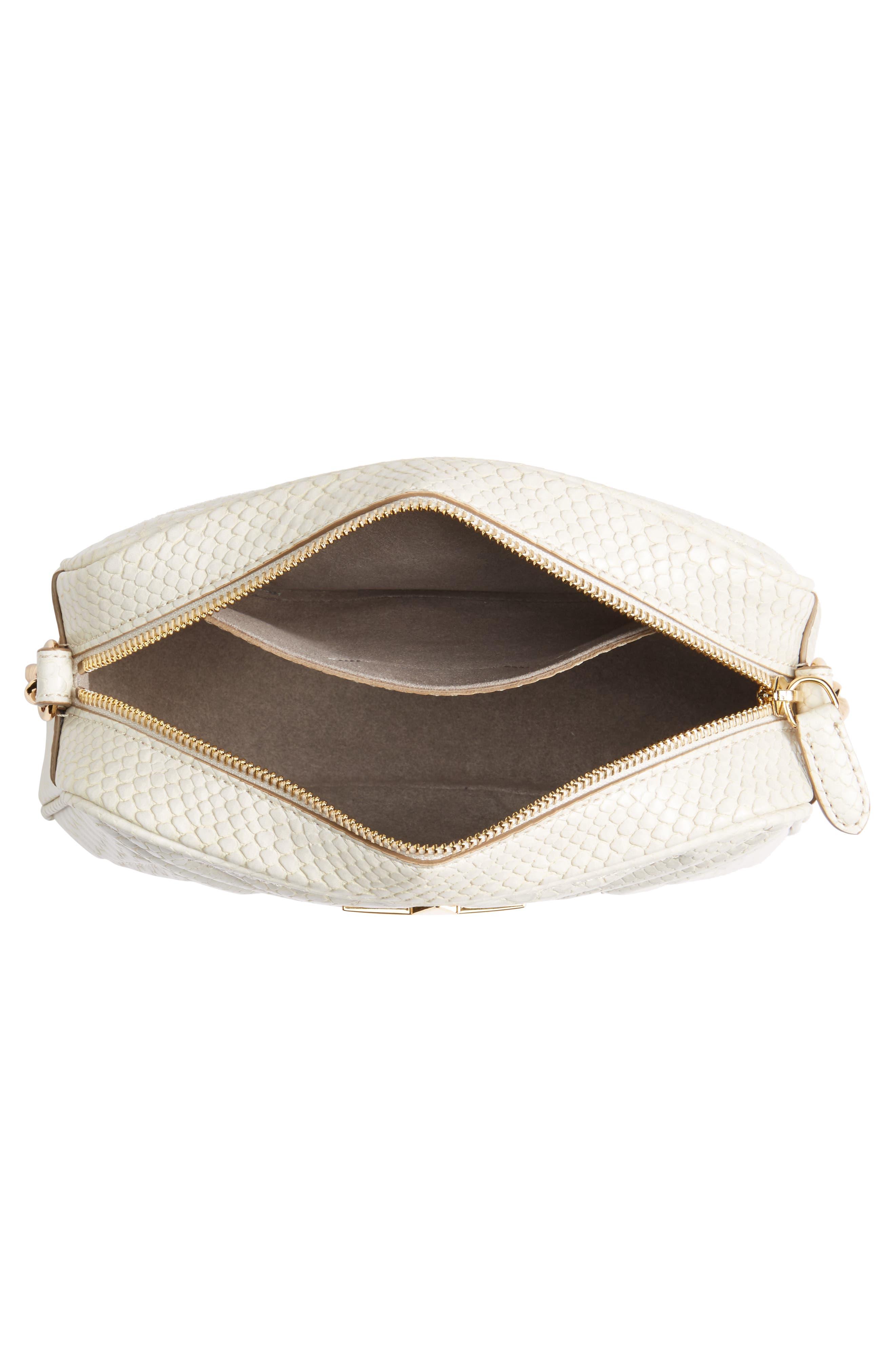 Alternate Image 5  - Stella McCartney Alter Snake Faux Leather Shoulder Bag