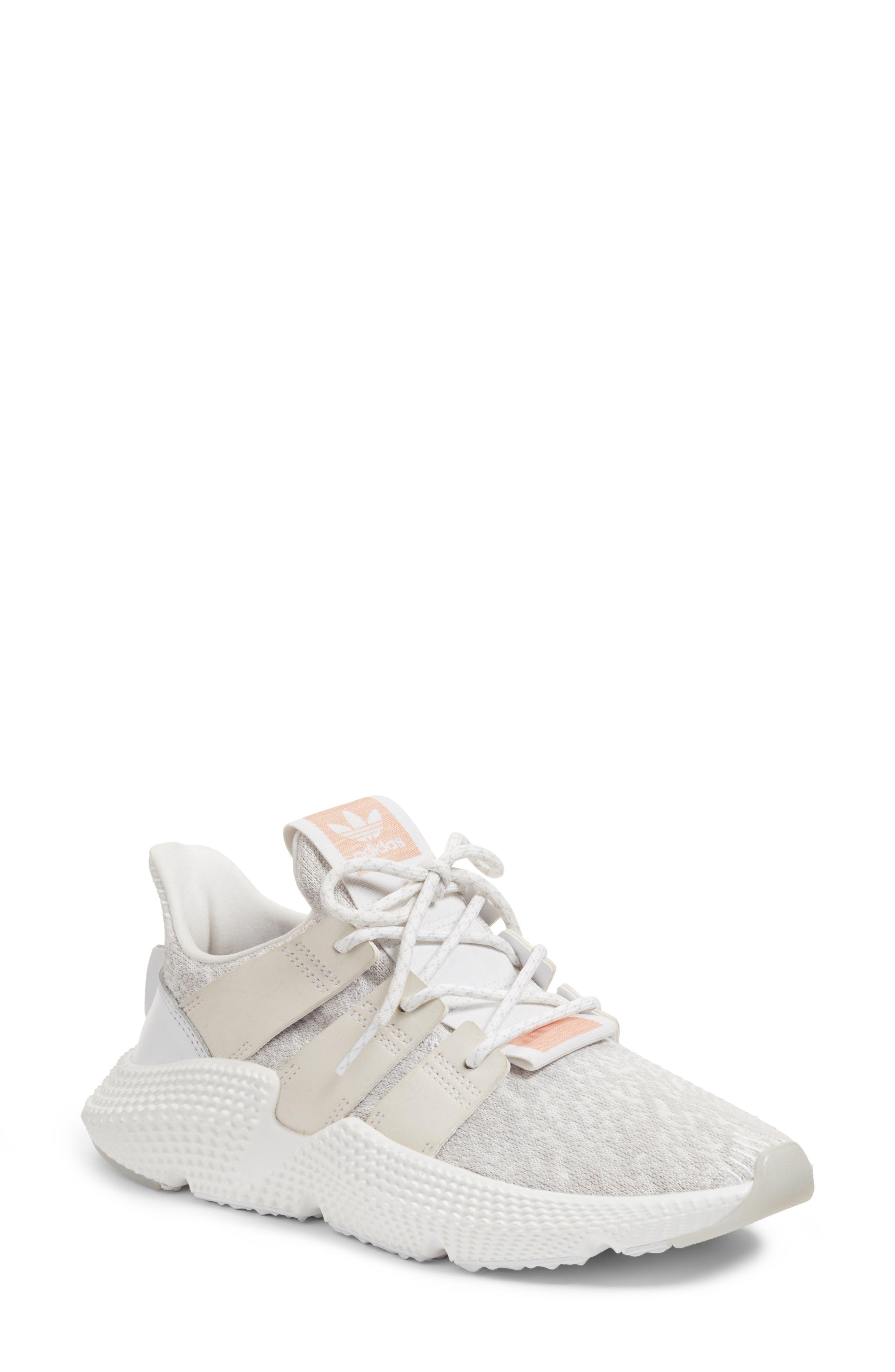 Prophere Sneaker,                             Main thumbnail 1, color,                             White/ White/ Supplier Colour