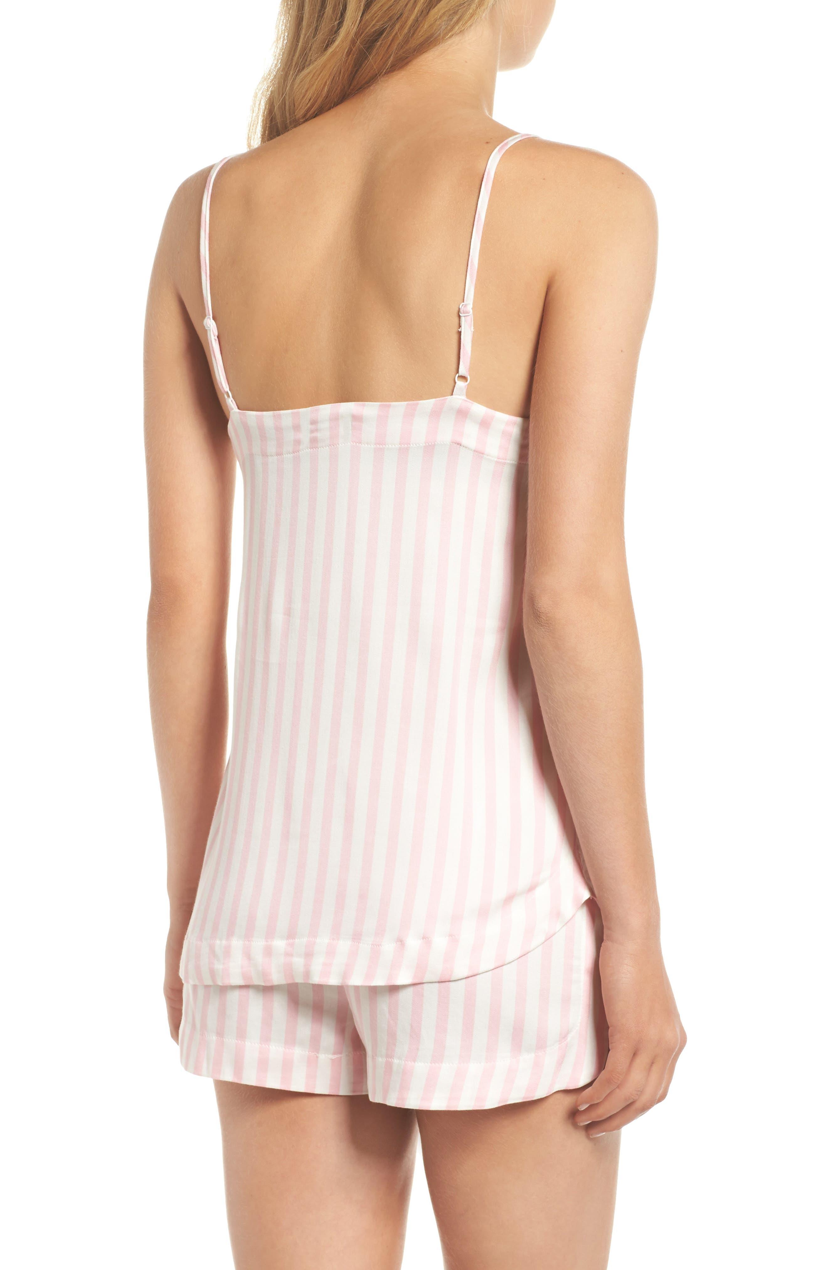 Short Pajamas,                             Alternate thumbnail 2, color,                             Pink