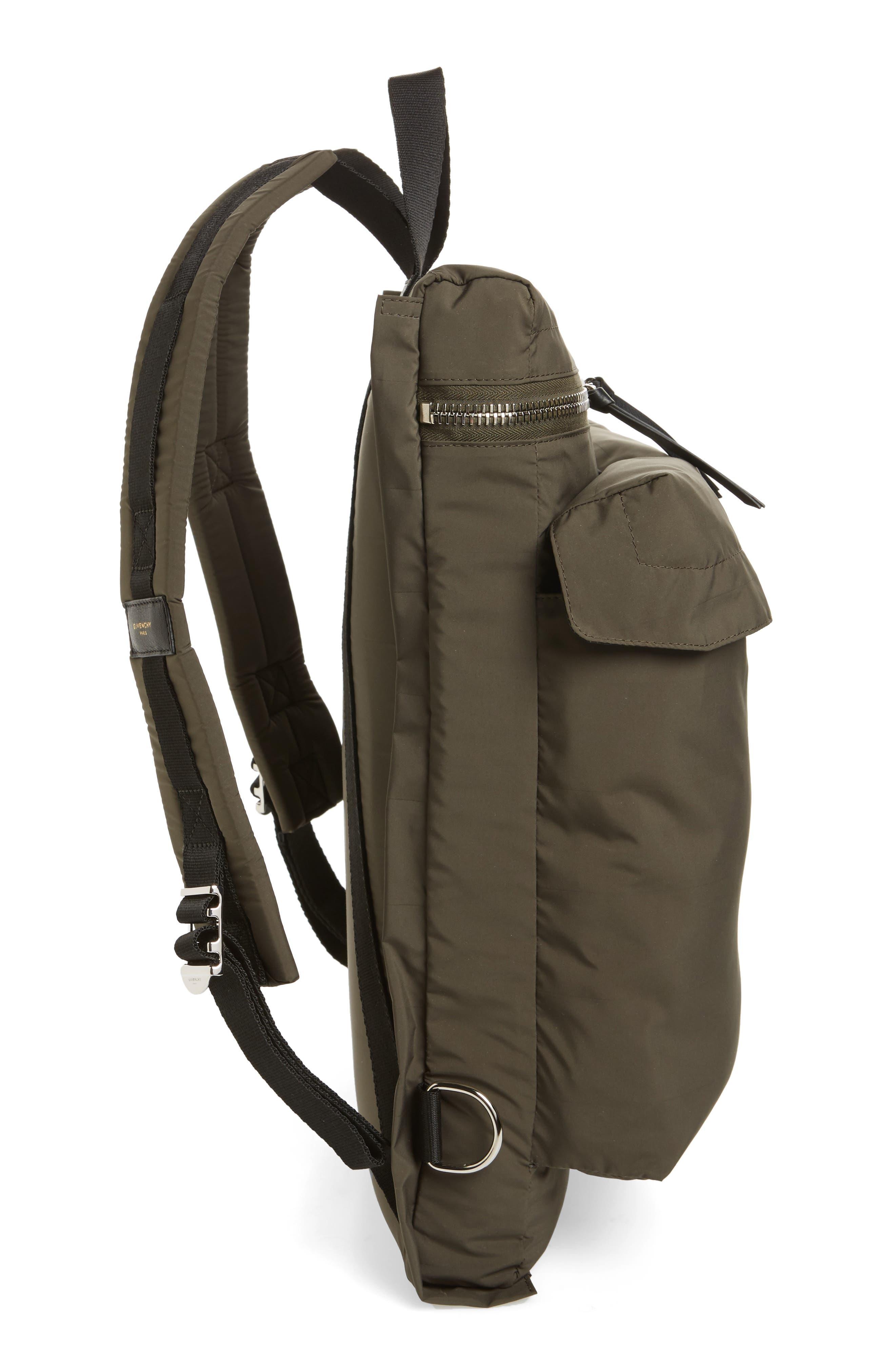 Aviator Backpack,                             Alternate thumbnail 4, color,                             Khaki