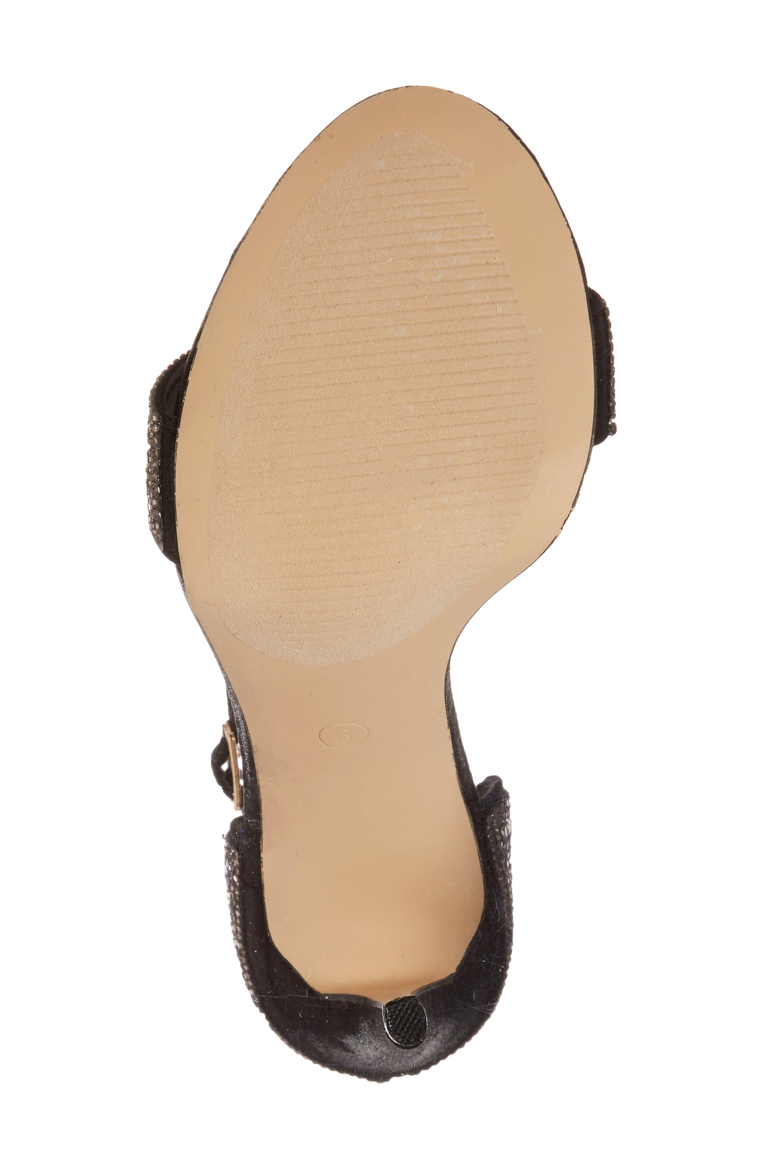 Alternate Image 6  - Lauren Lorraine Adelle Embellished Sandal (Women)