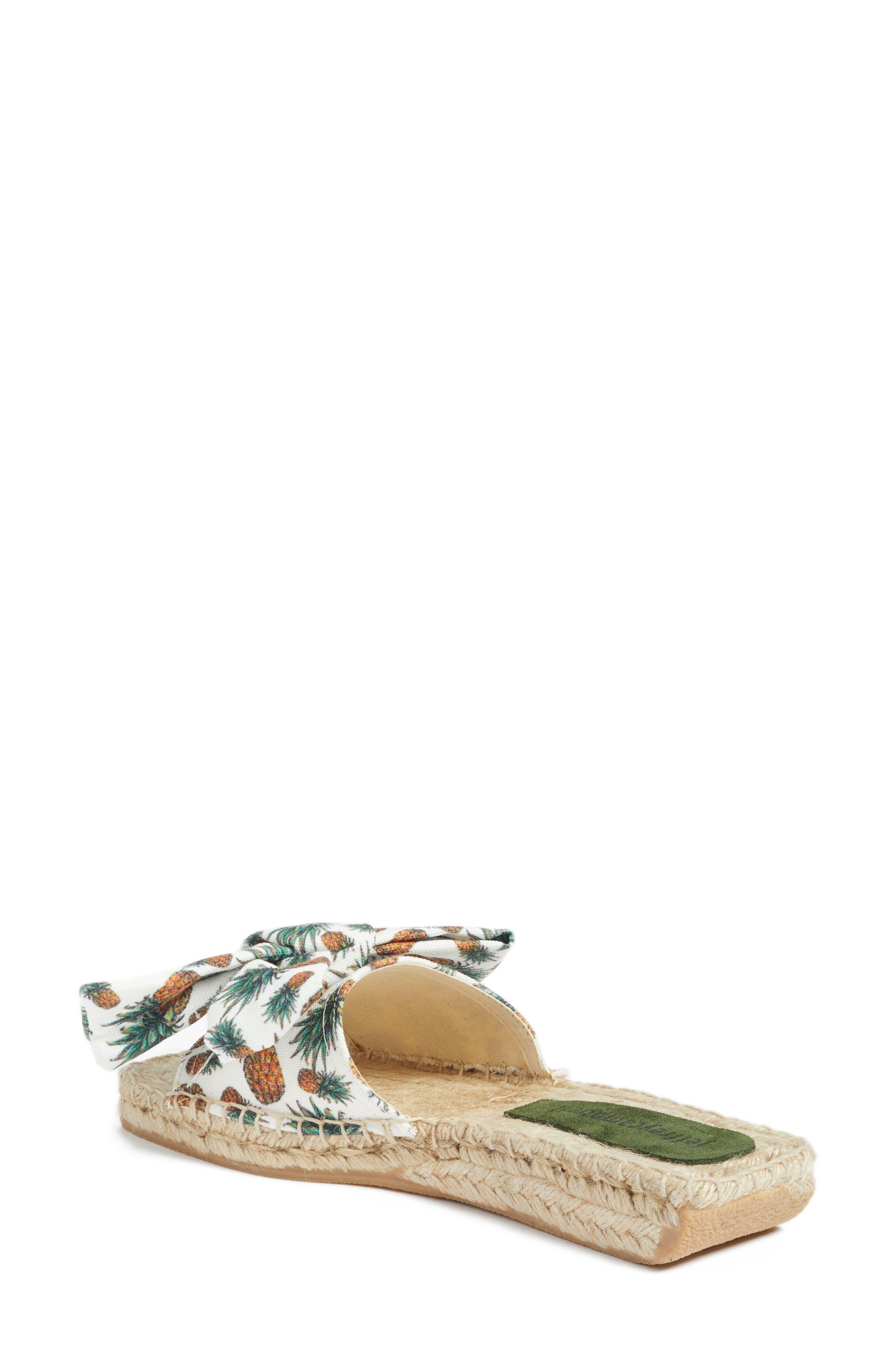 Alternate Image 2  - Jeffrey Campbell Estela Bow Tie Slide Sandal (Women)