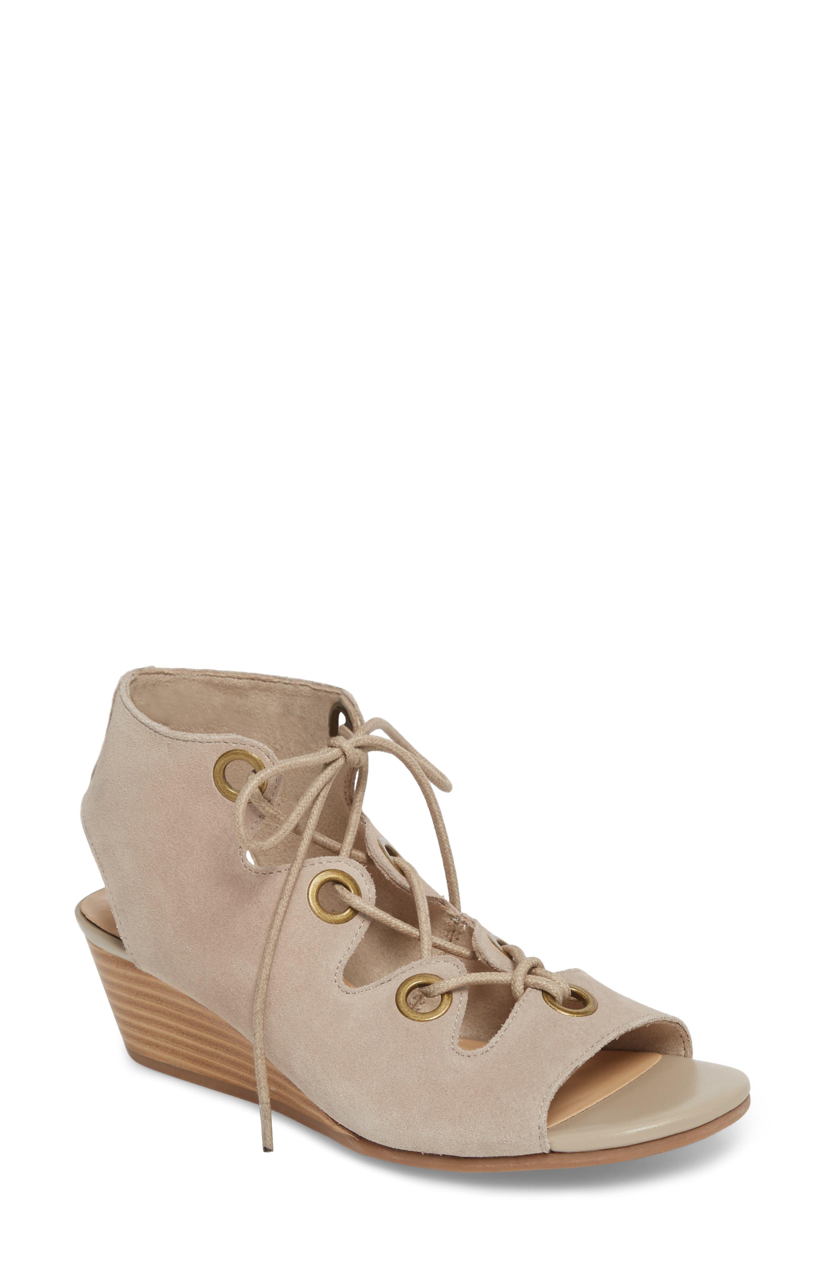 Bella Vita Ingrid Lace-Up Sandal (Women)