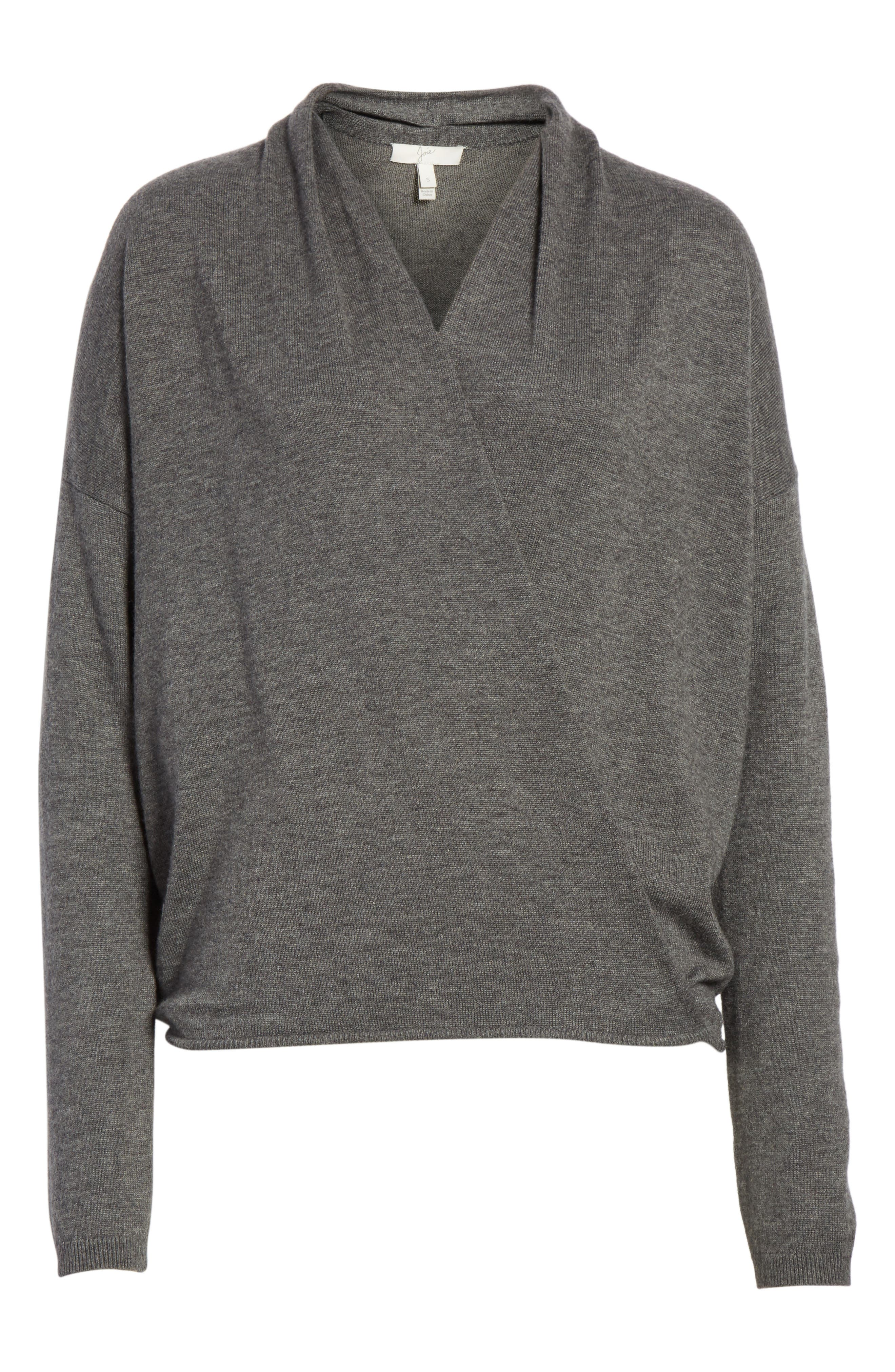 Main Image - Joie Lien Faux Wrap Sweater