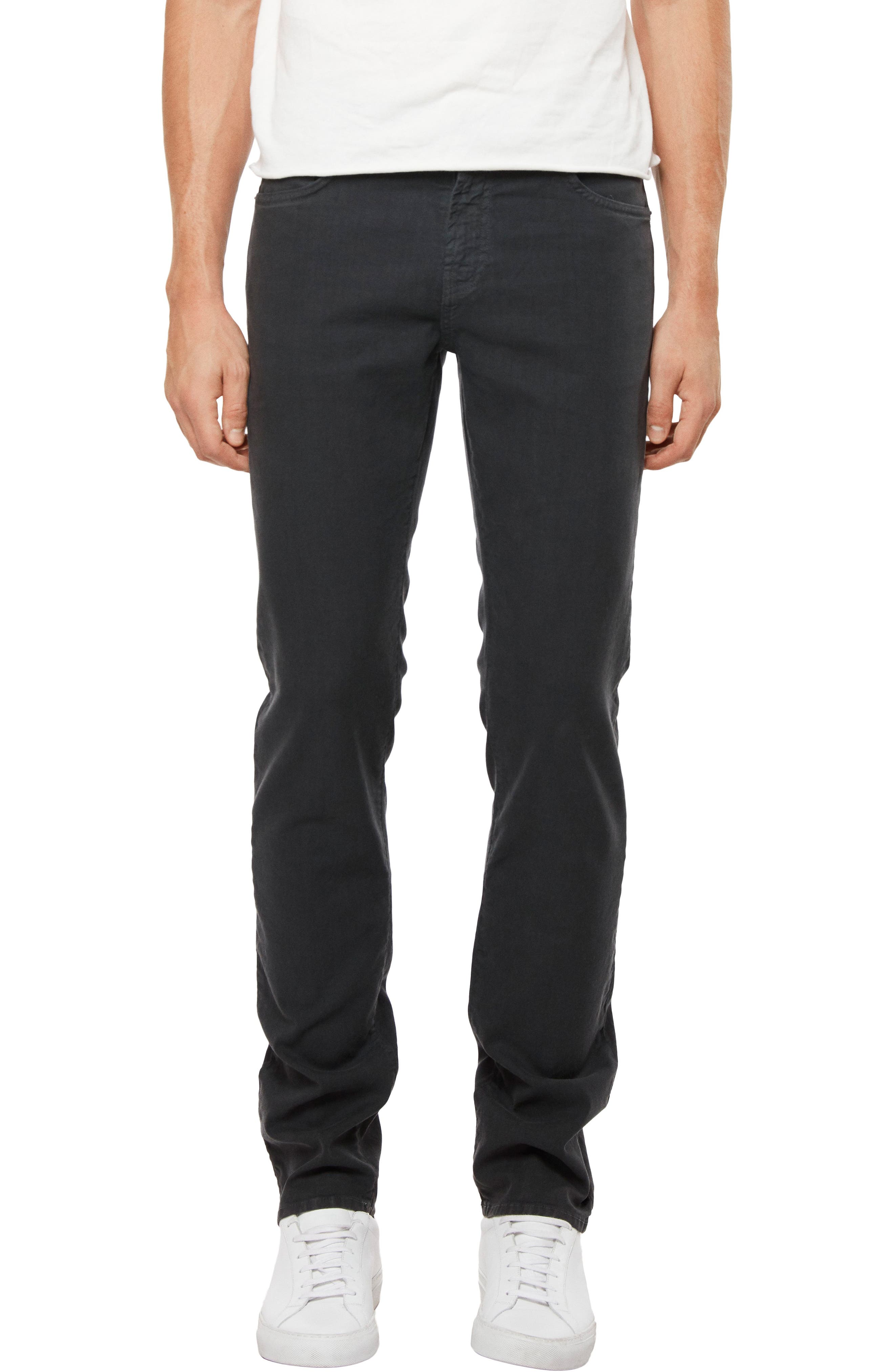 Kane Slim Straight Pants,                         Main,                         color, Greyserite