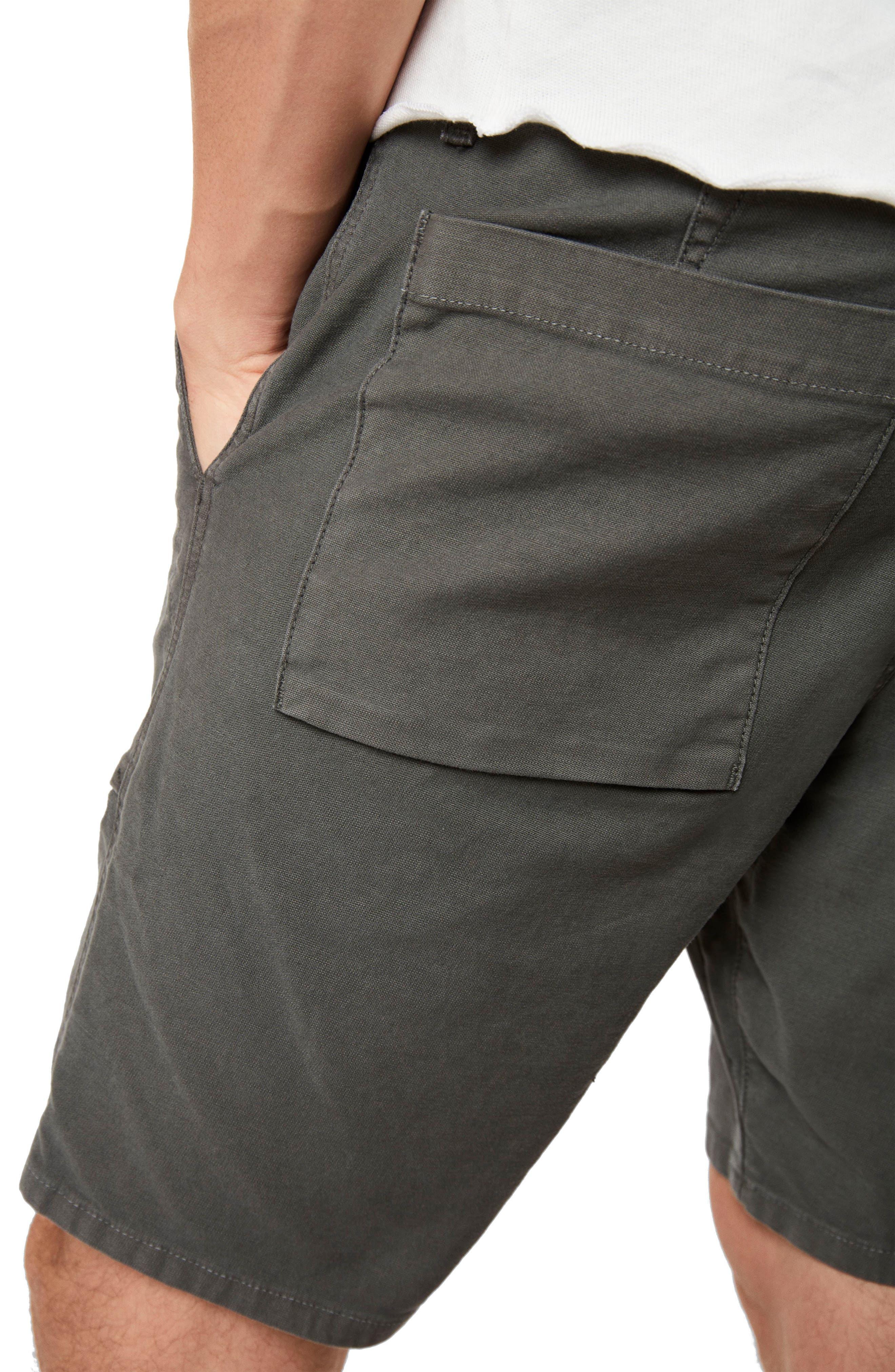Kontact Shorts,                             Alternate thumbnail 4, color,                             Dull Catapult