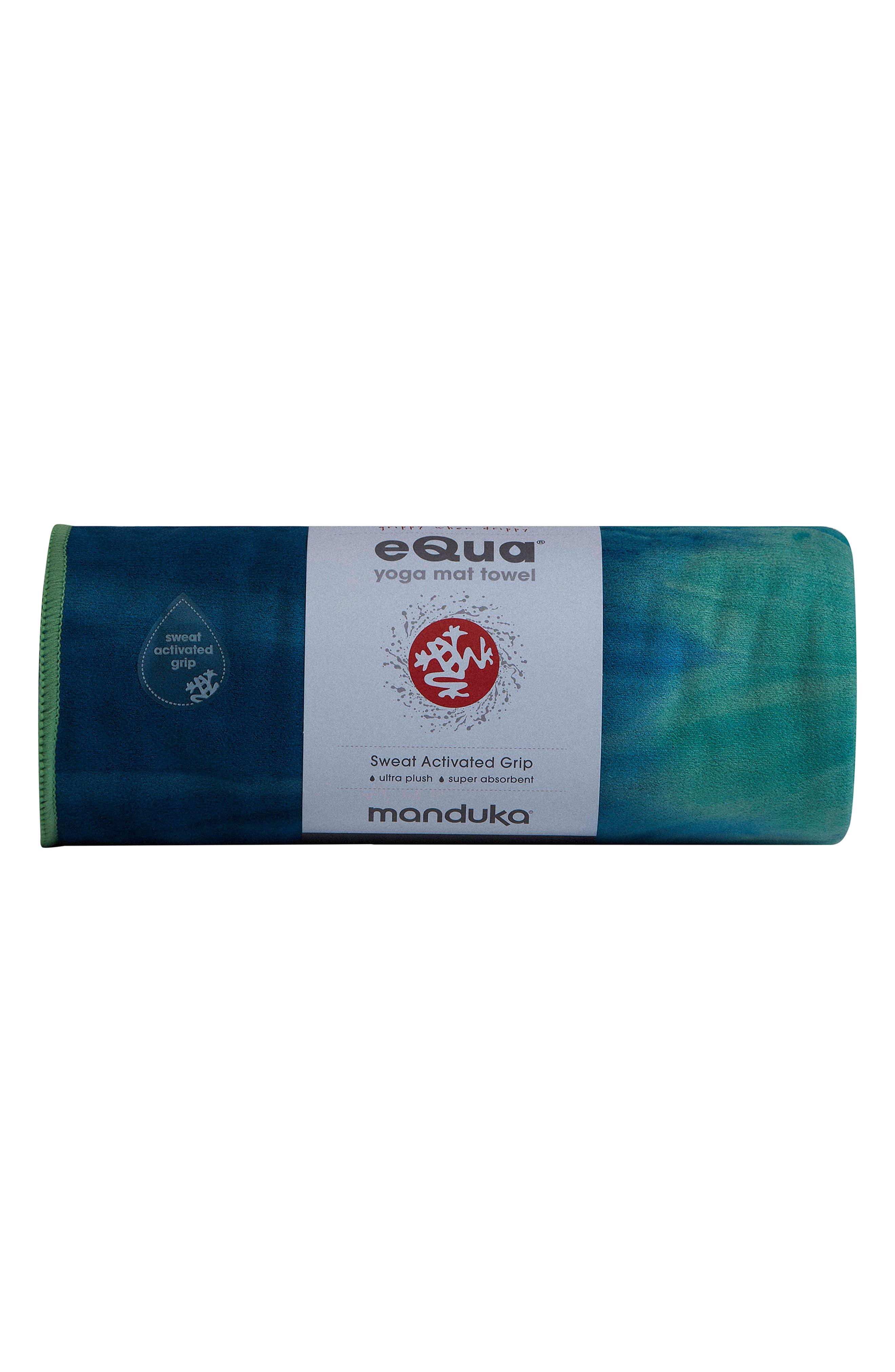 Manduka eQua® Hand Dyed Yoga Mat Towel