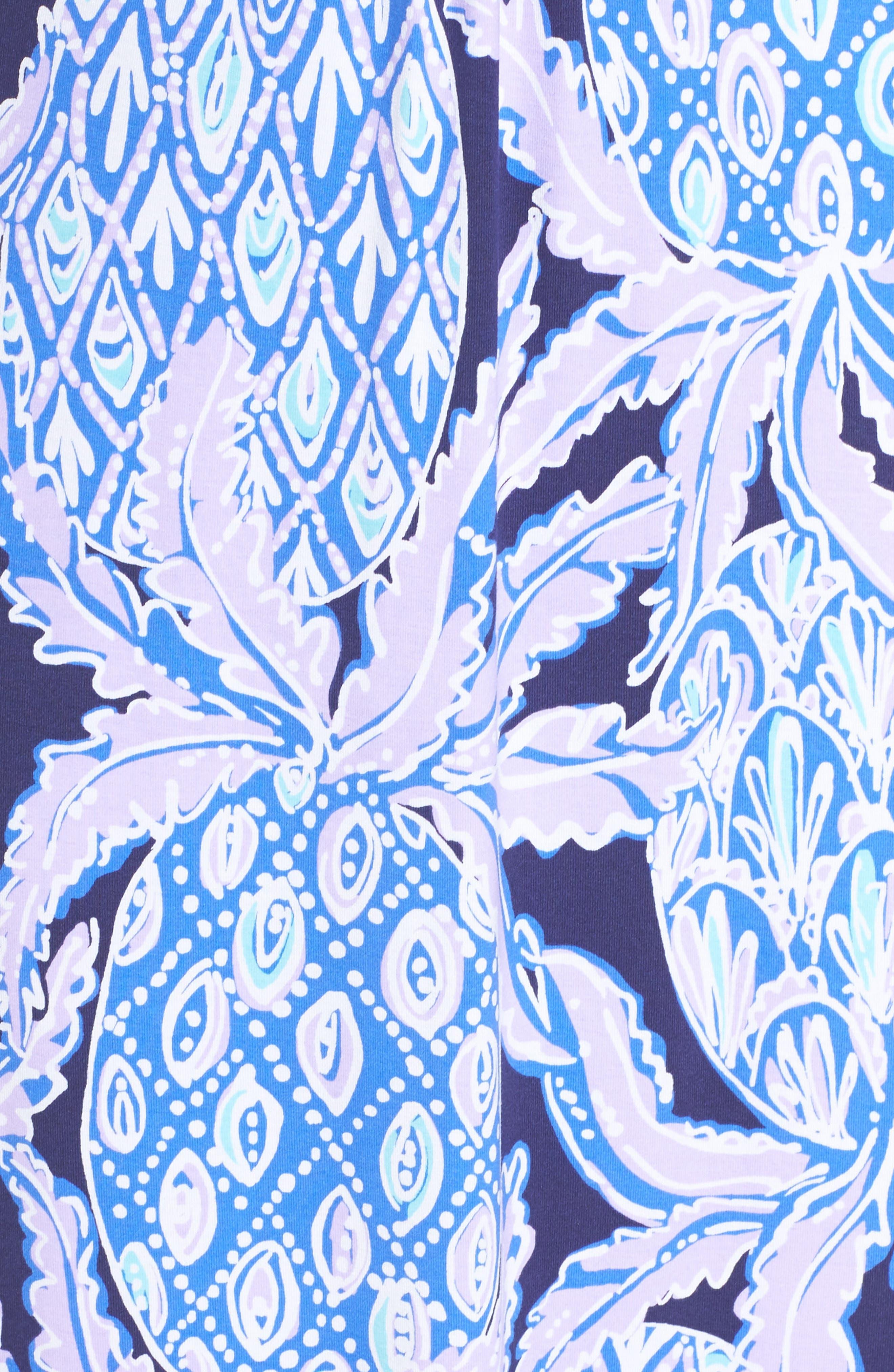 Parigi Maxi Dress,                             Alternate thumbnail 5, color,                             Lilac Verbena Coco Safari