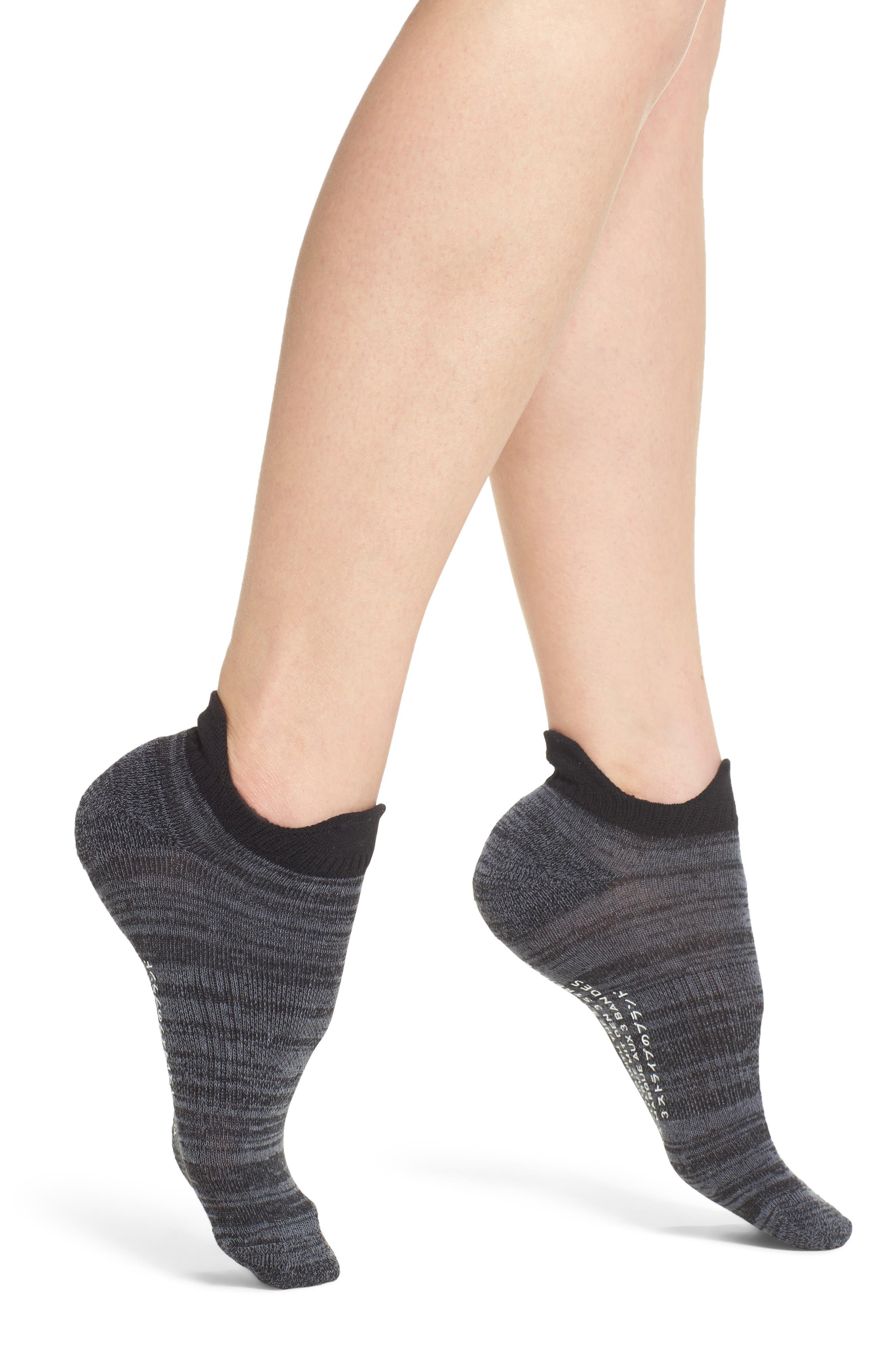 Original NMD Footie Socks,                         Main,                         color, Black